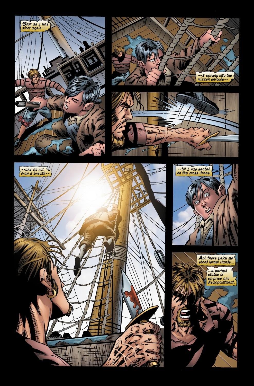 Read online Treasure Island comic -  Issue #4 - 23