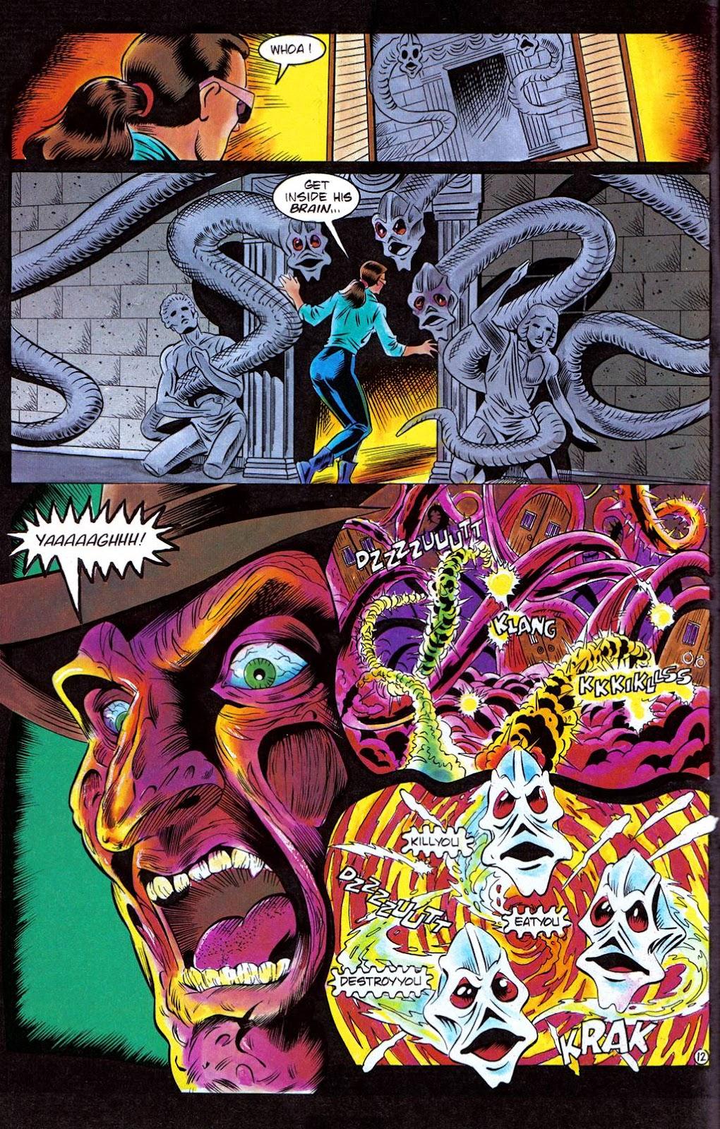 Read online Freddy's Dead: The Final Nightmare comic -  Issue #3 - 14