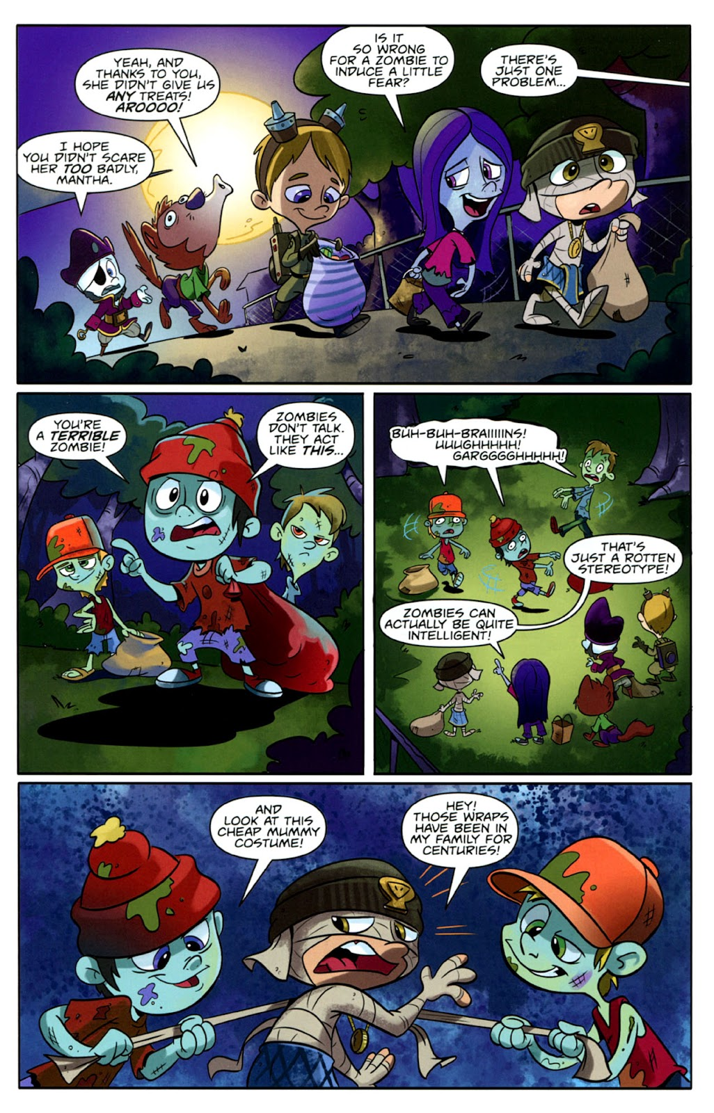 Read online Casper's Scare School comic -  Issue #1 - 10