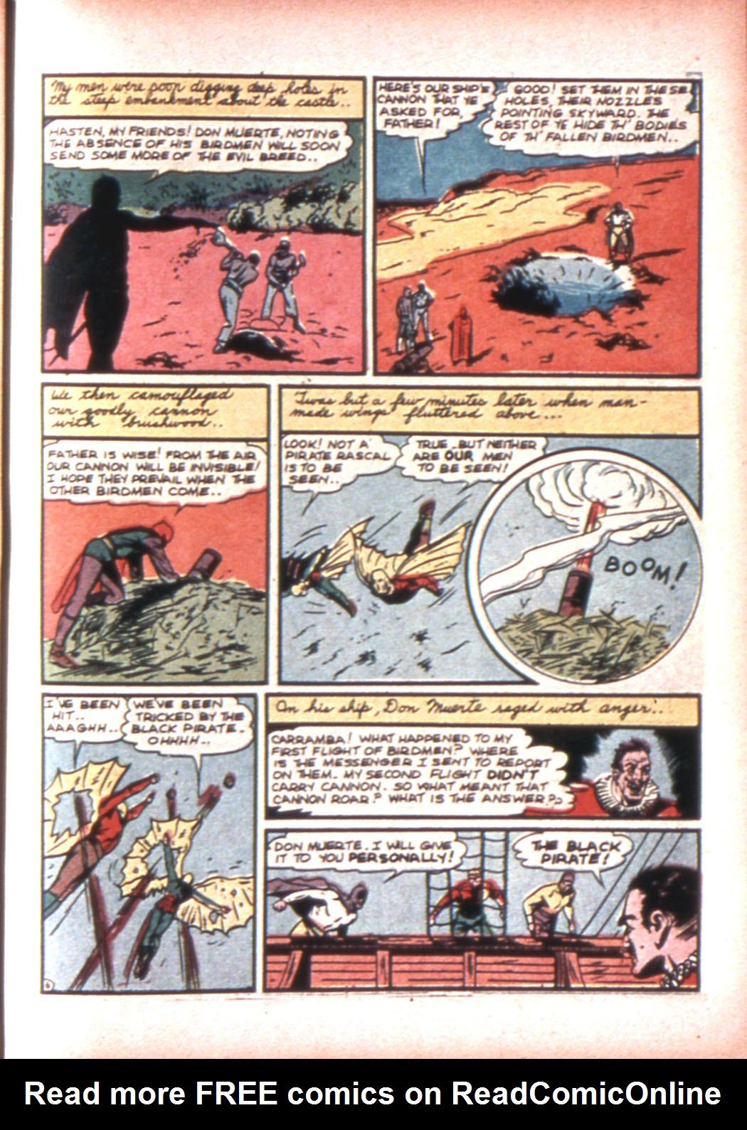 Read online Sensation (Mystery) Comics comic -  Issue #17 - 53