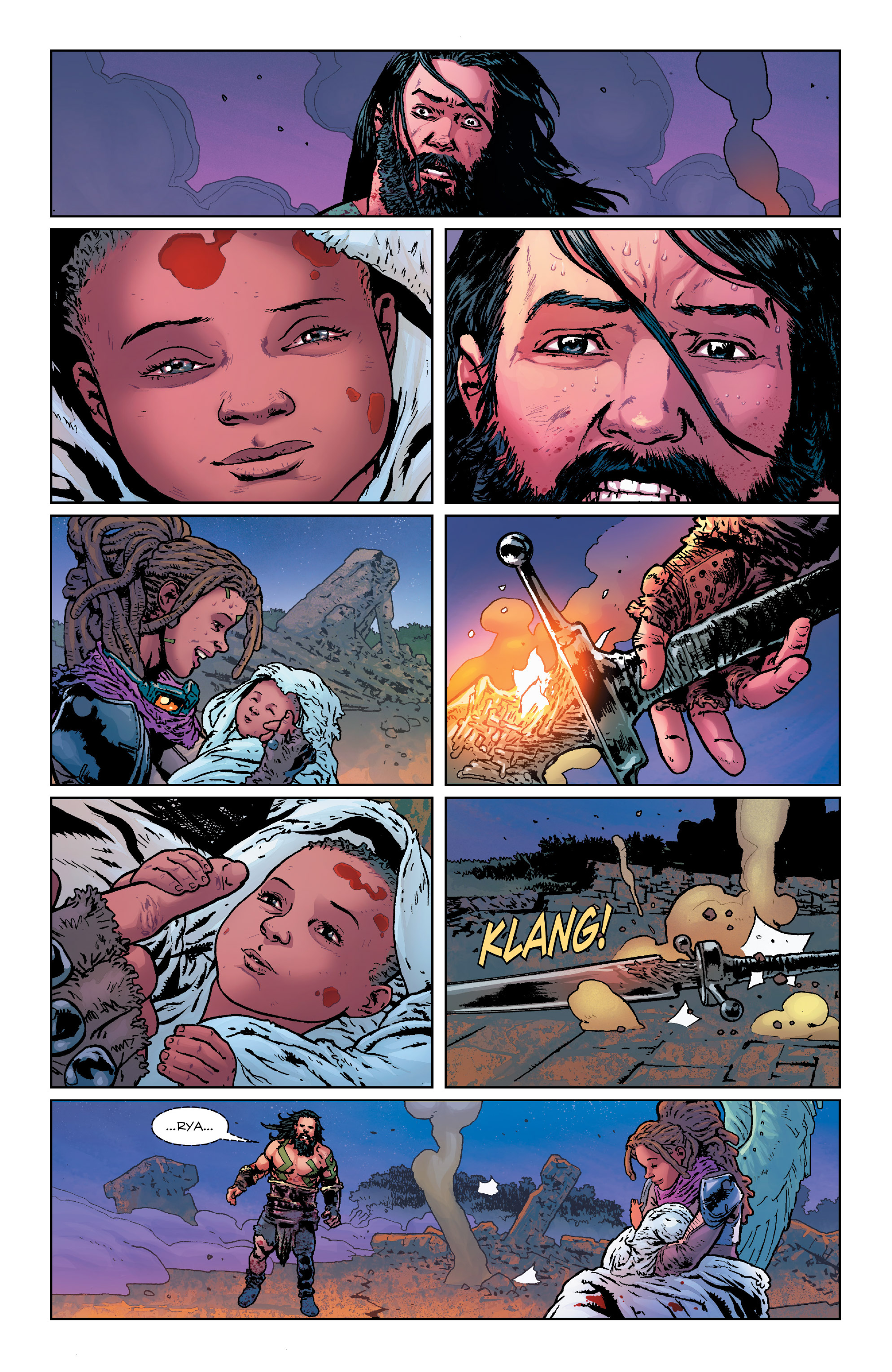 Read online Birthright (2014) comic -  Issue #25 - 18