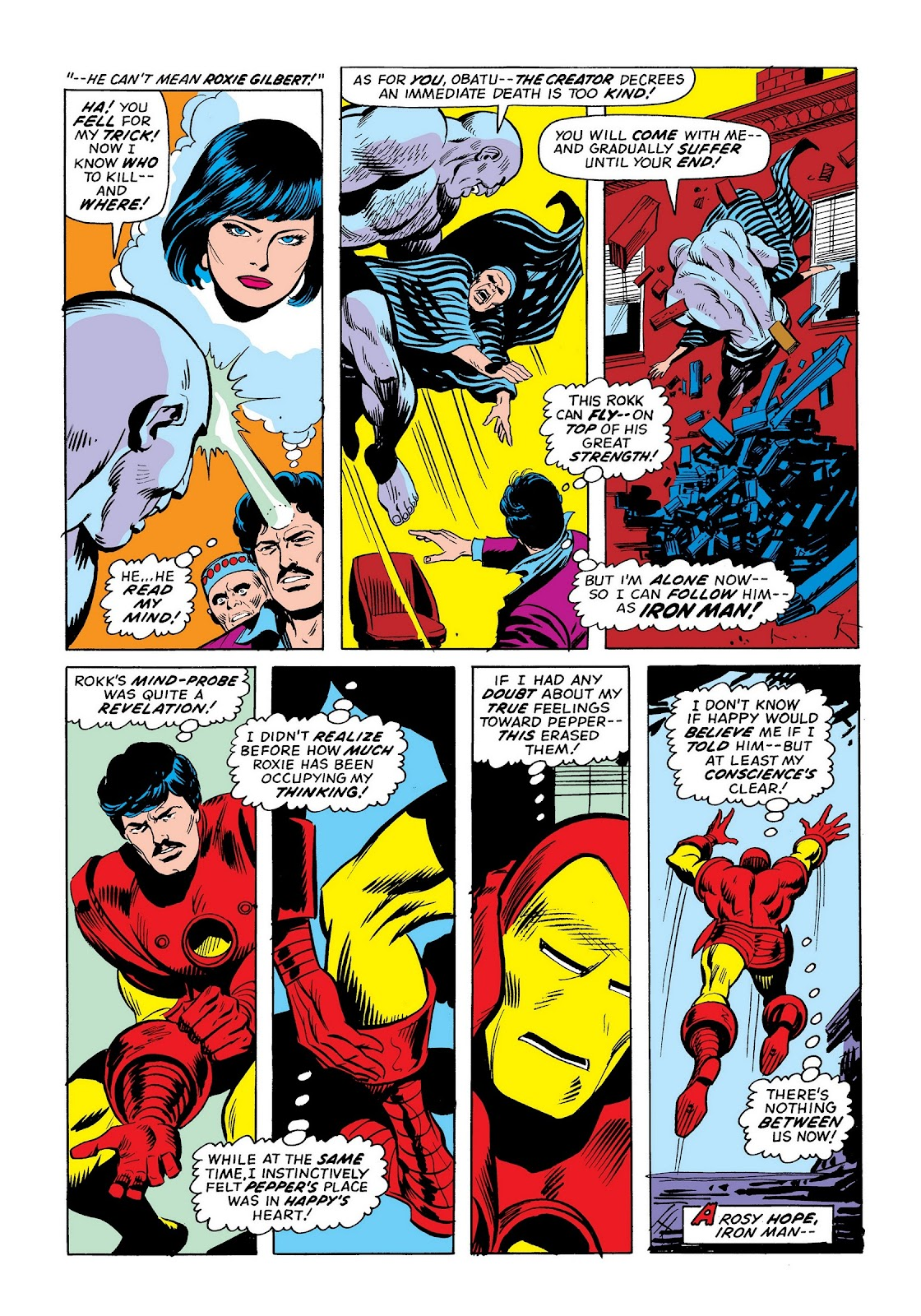 Read online Marvel Masterworks: The Invincible Iron Man comic -  Issue # TPB 9 (Part 3) - 26