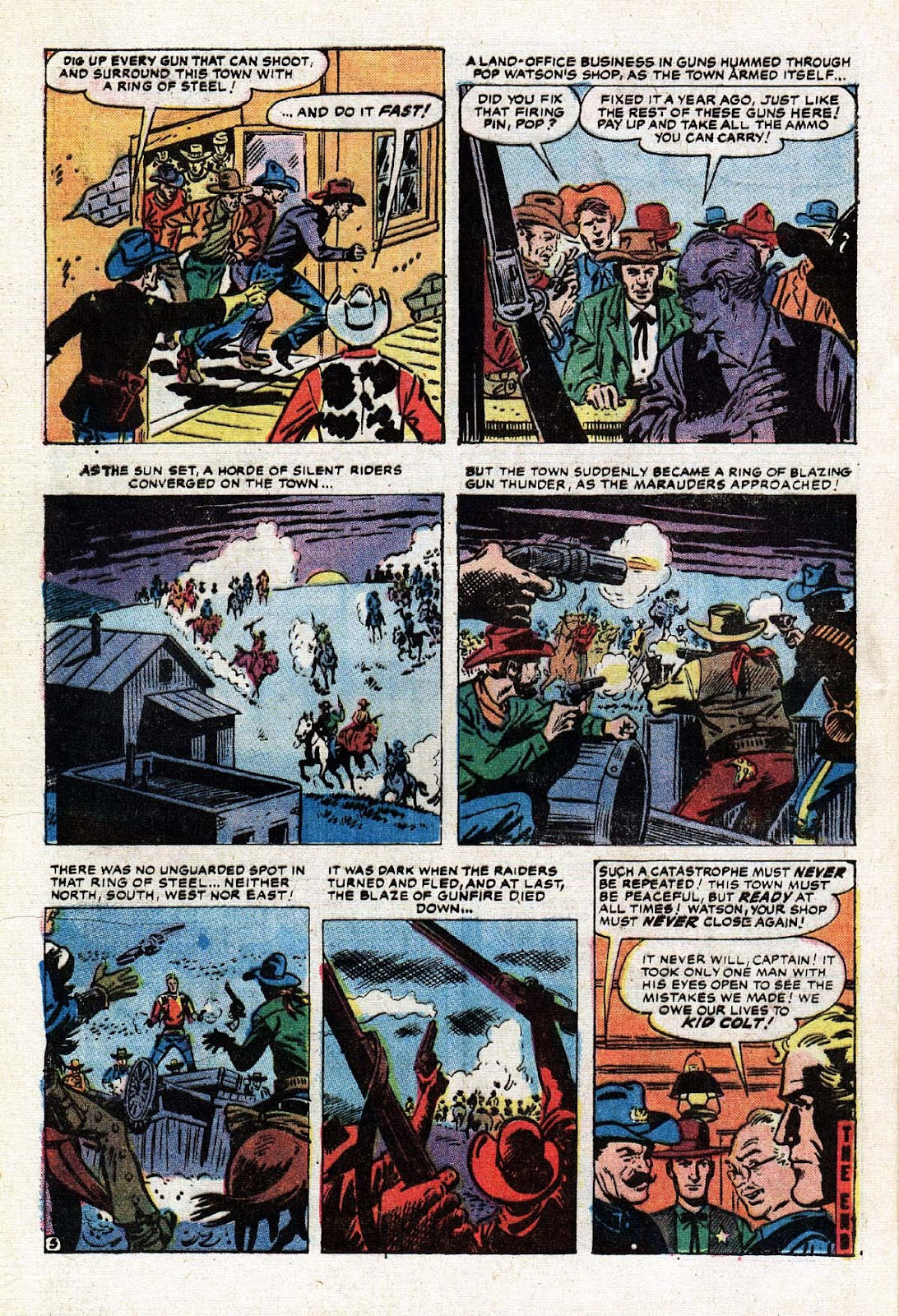 The Mighty Marvel Western issue 15 - Page 24