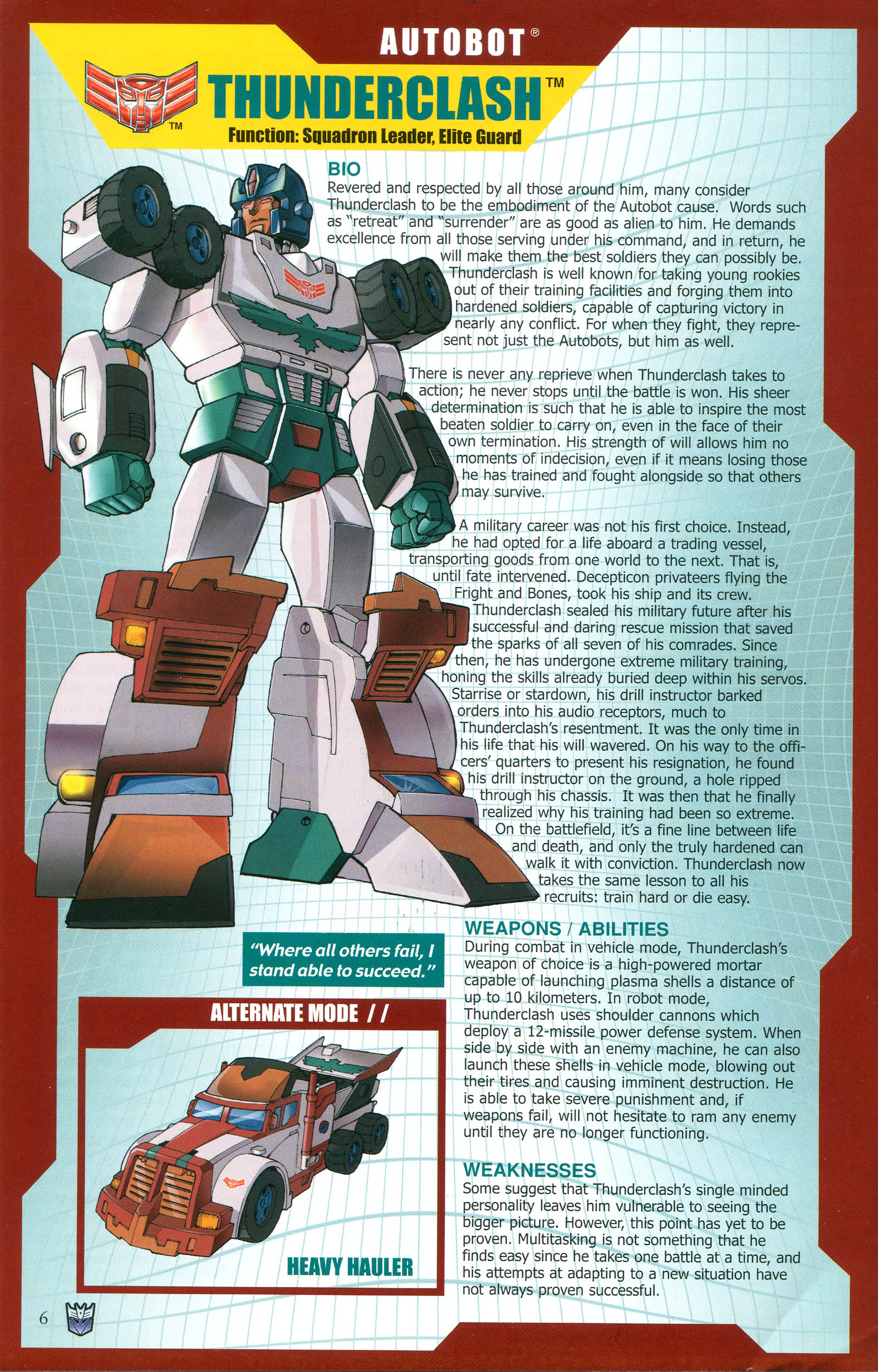 Read online Transformers: Collectors' Club comic -  Issue #40 - 6