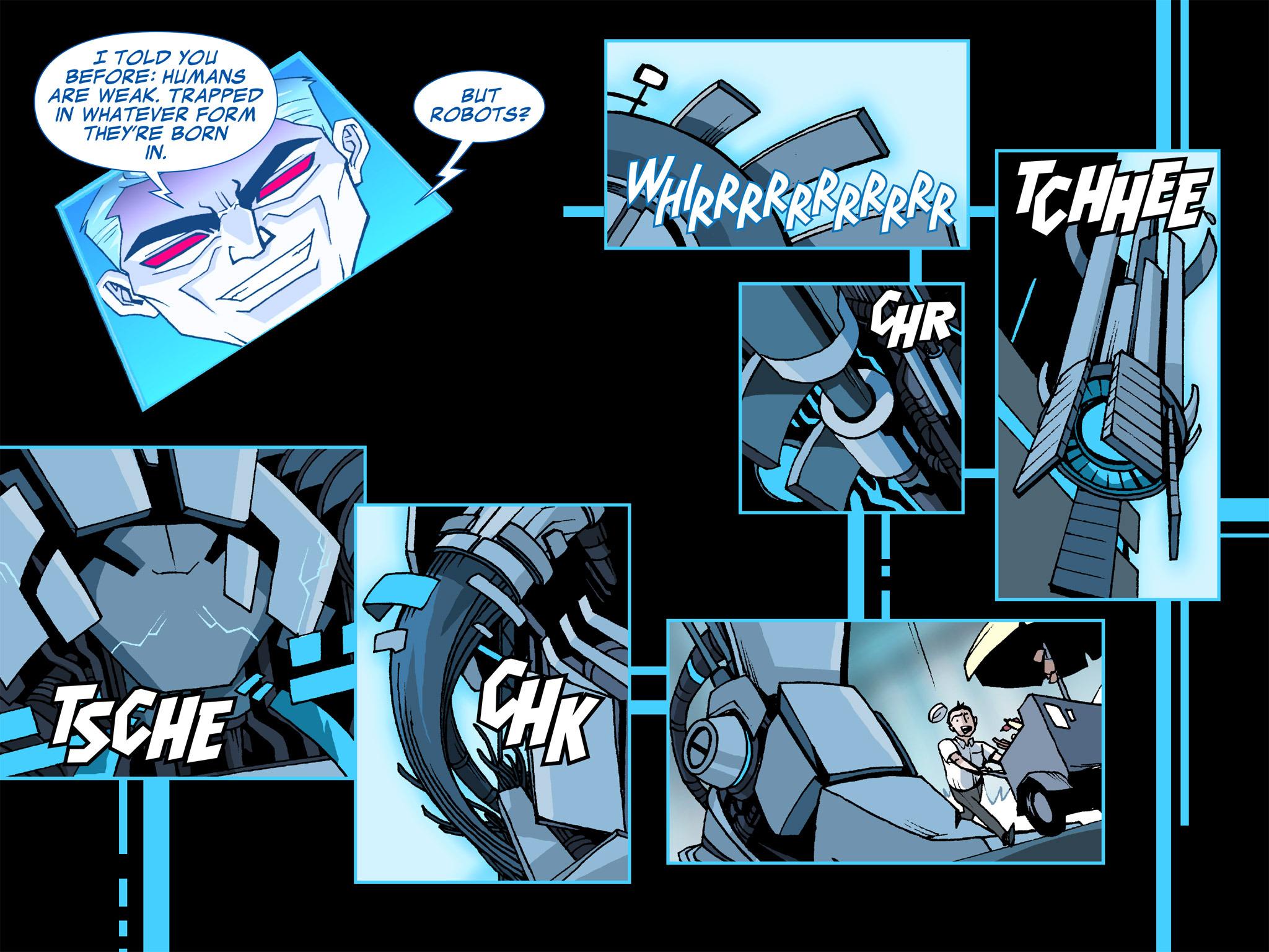 Read online Ultimate Spider-Man (Infinite Comics) (2015) comic -  Issue #5 - 40