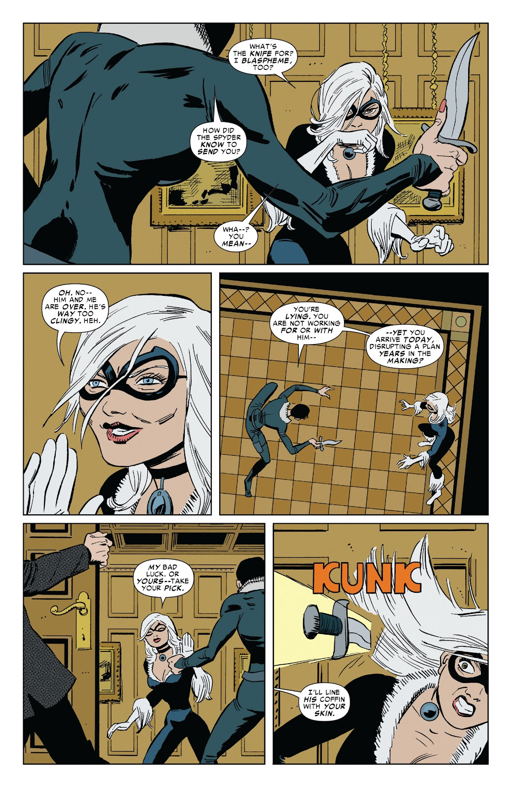 Amazing Spider-Man Presents: Black Cat Issue #4 #4 - English 12