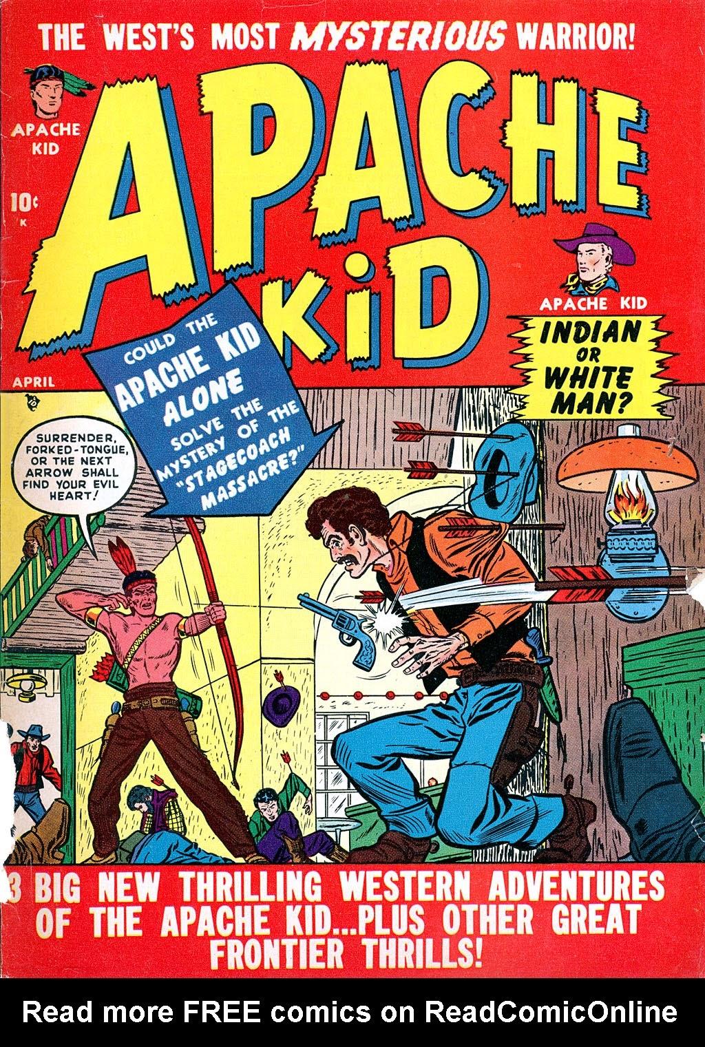 Apache Kid 4 Page 1