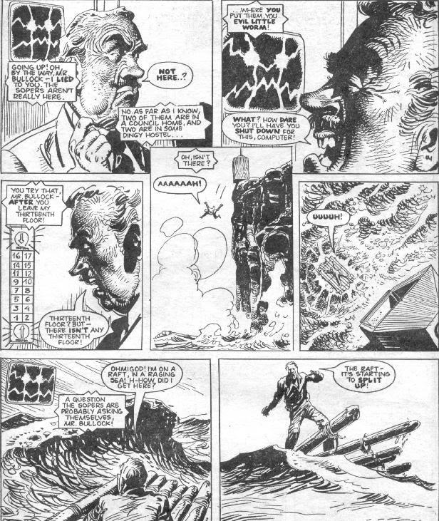 Read online The Thirteenth Floor (2007) comic -  Issue # Full - 47