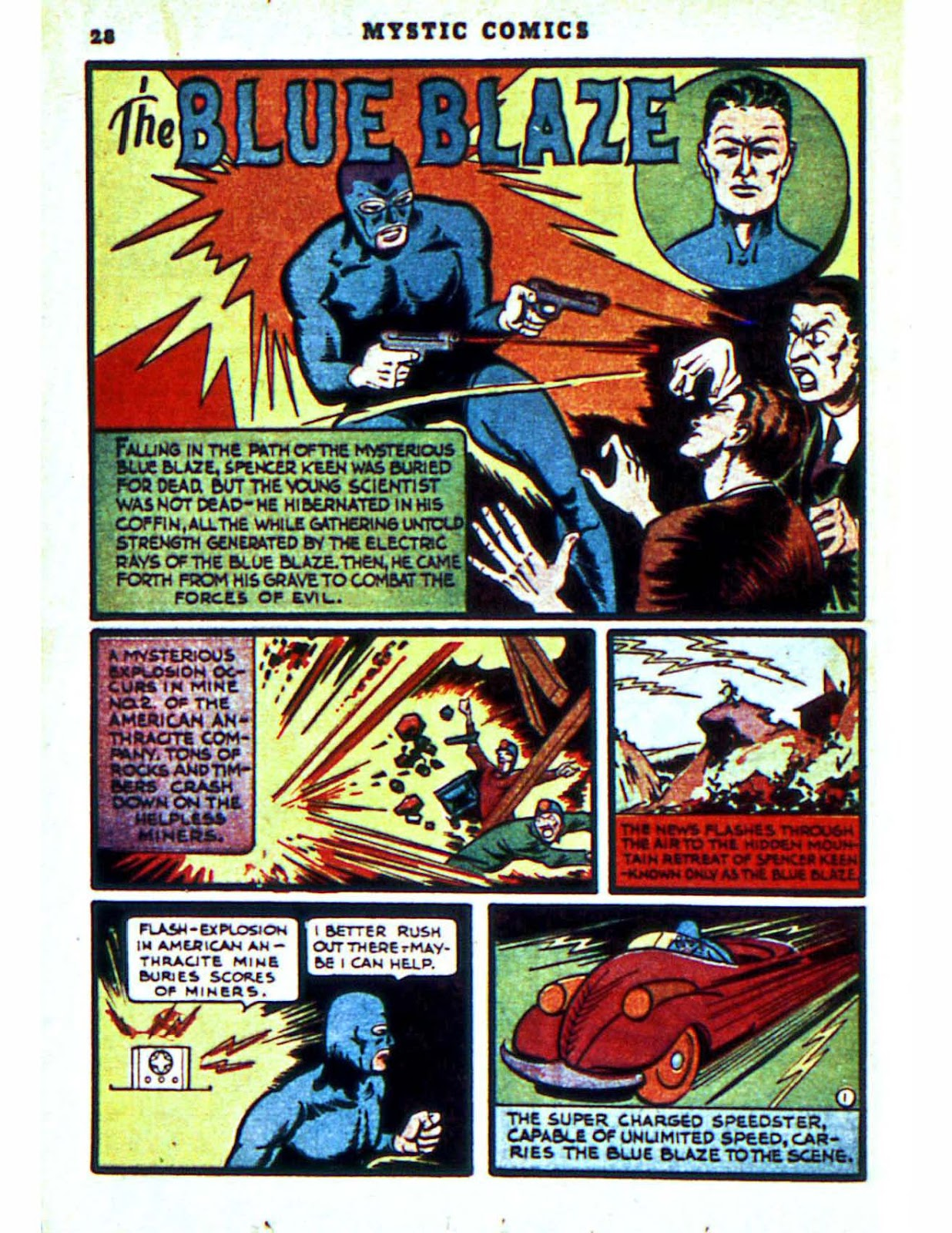 Mystic Comics (1940) issue 2 - Page 30