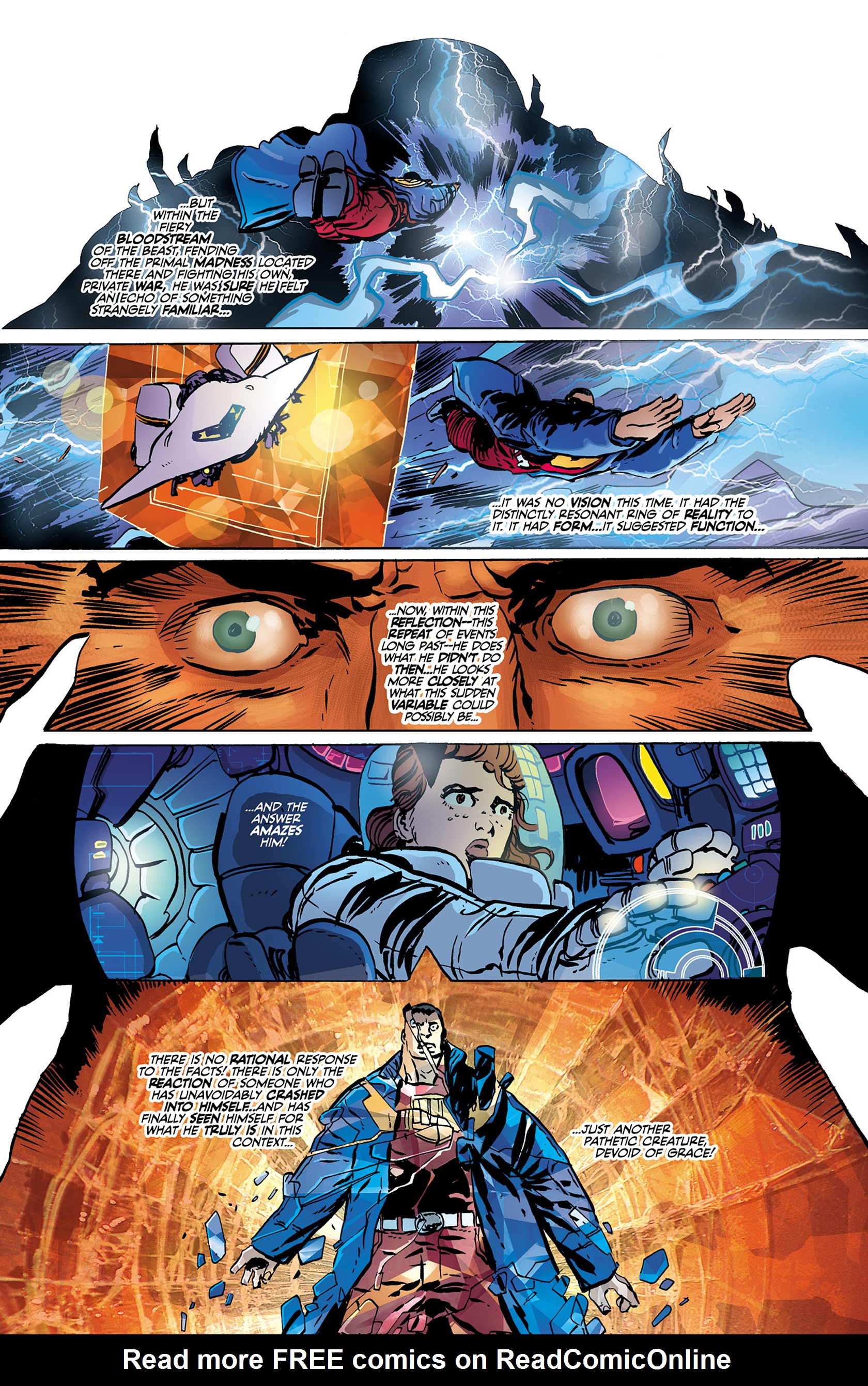 Read online Catalyst Comix comic -  Issue #8 - 23