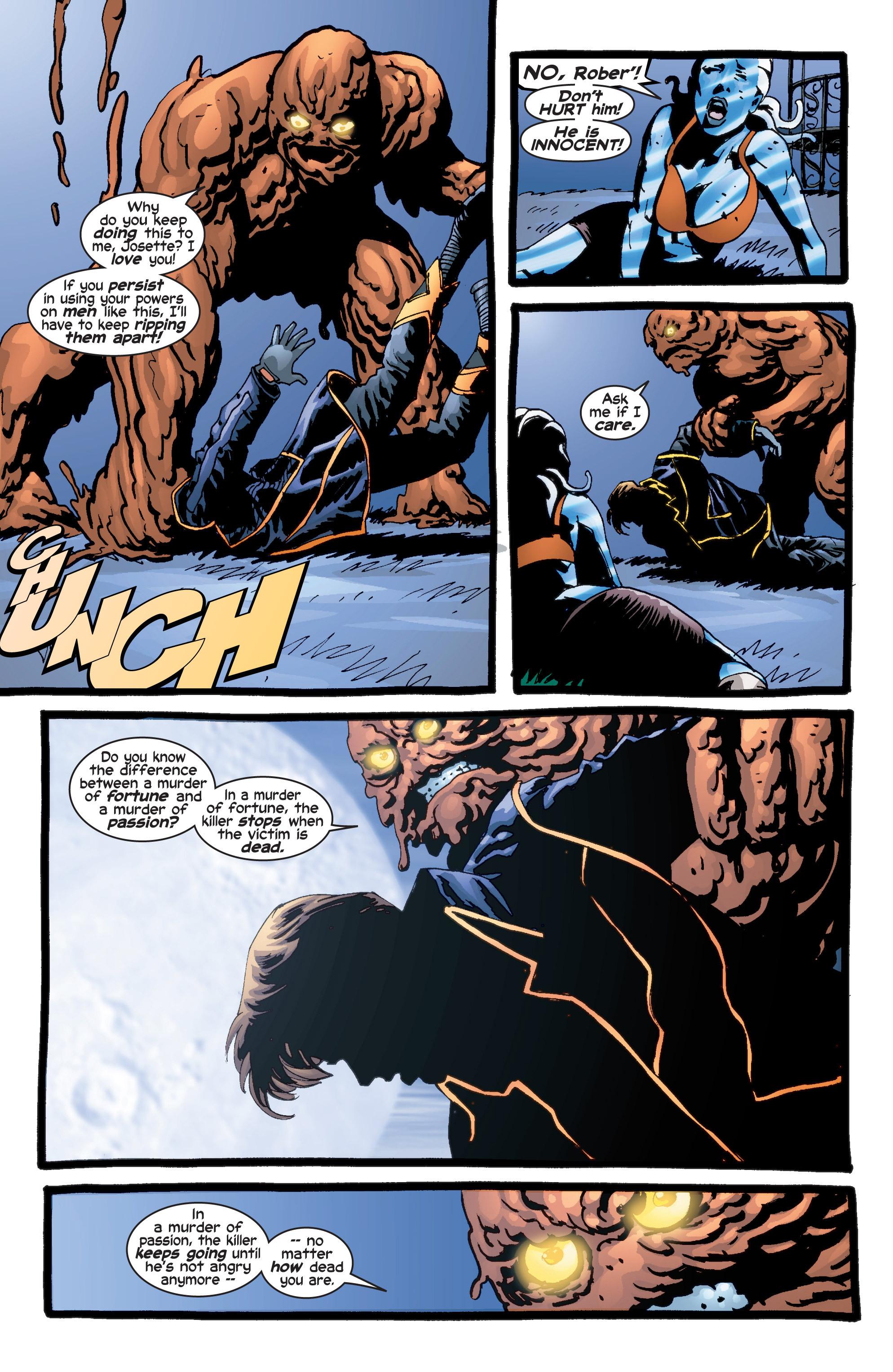 Read online Uncanny X-Men (1963) comic -  Issue #415 - 18