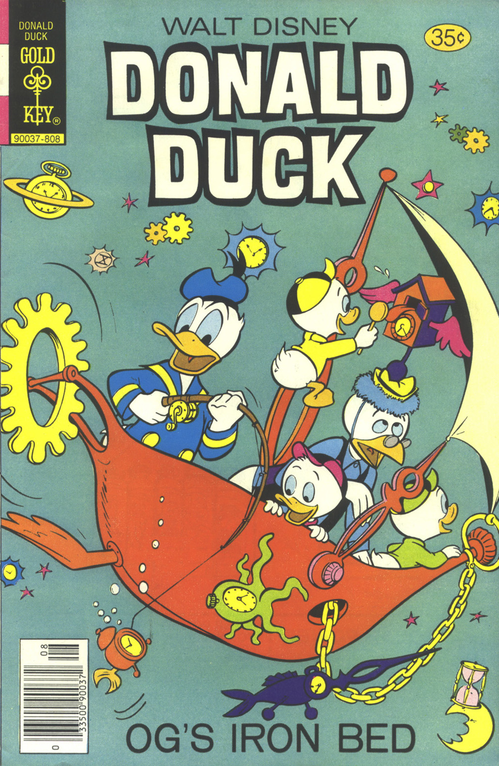 Donald Duck (1962) 198 Page 1