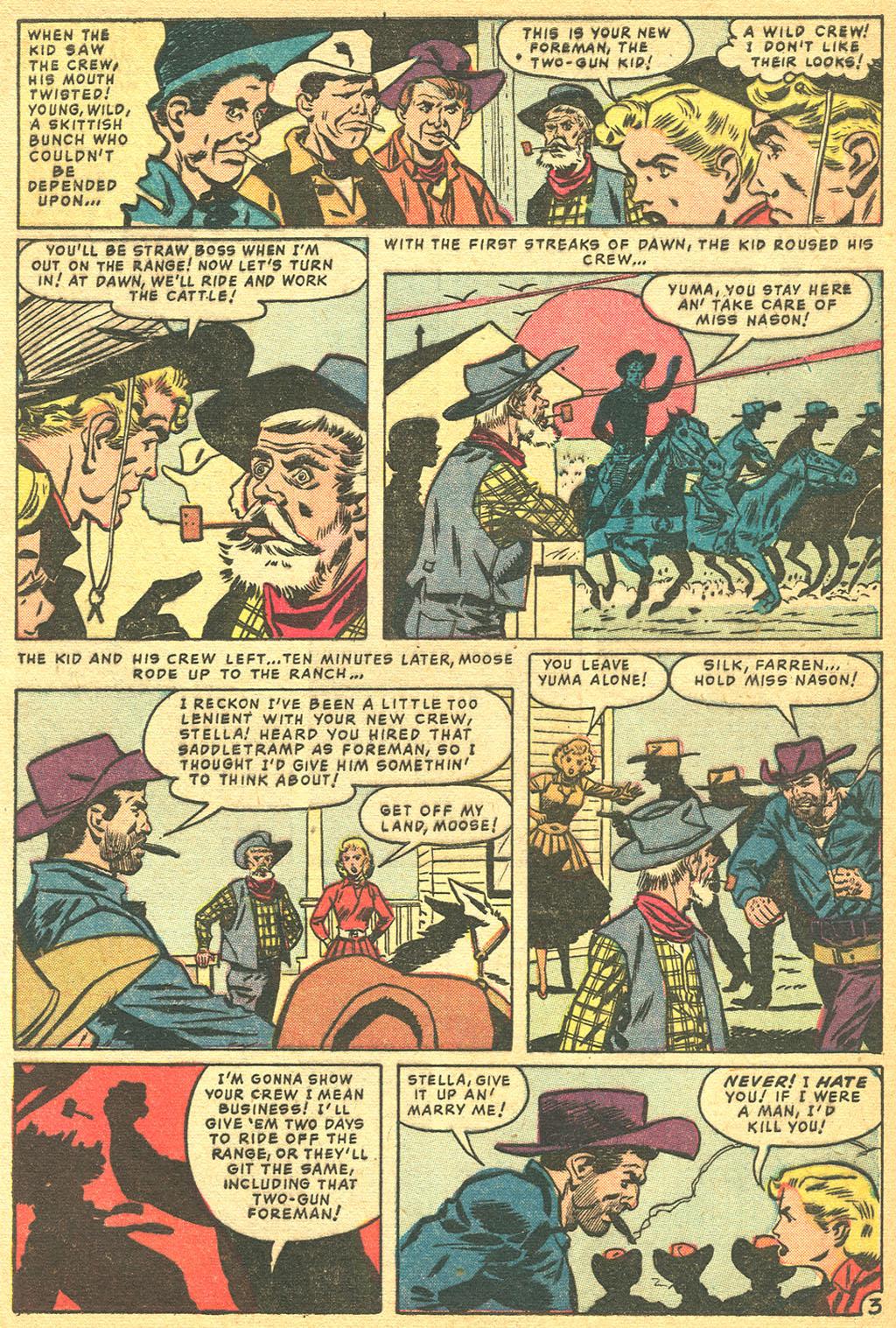 Read online Two-Gun Kid comic -  Issue #34 - 5
