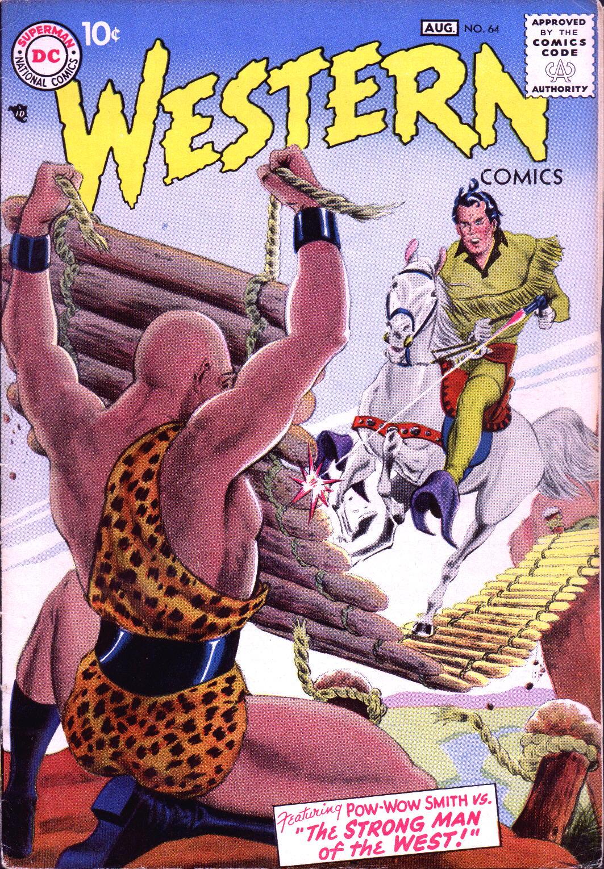Western Comics 64 Page 1