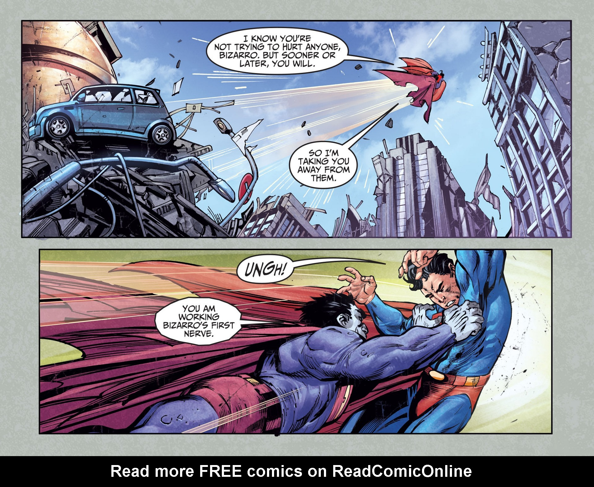 Read online Adventures of Superman [I] comic -  Issue #25 - 5
