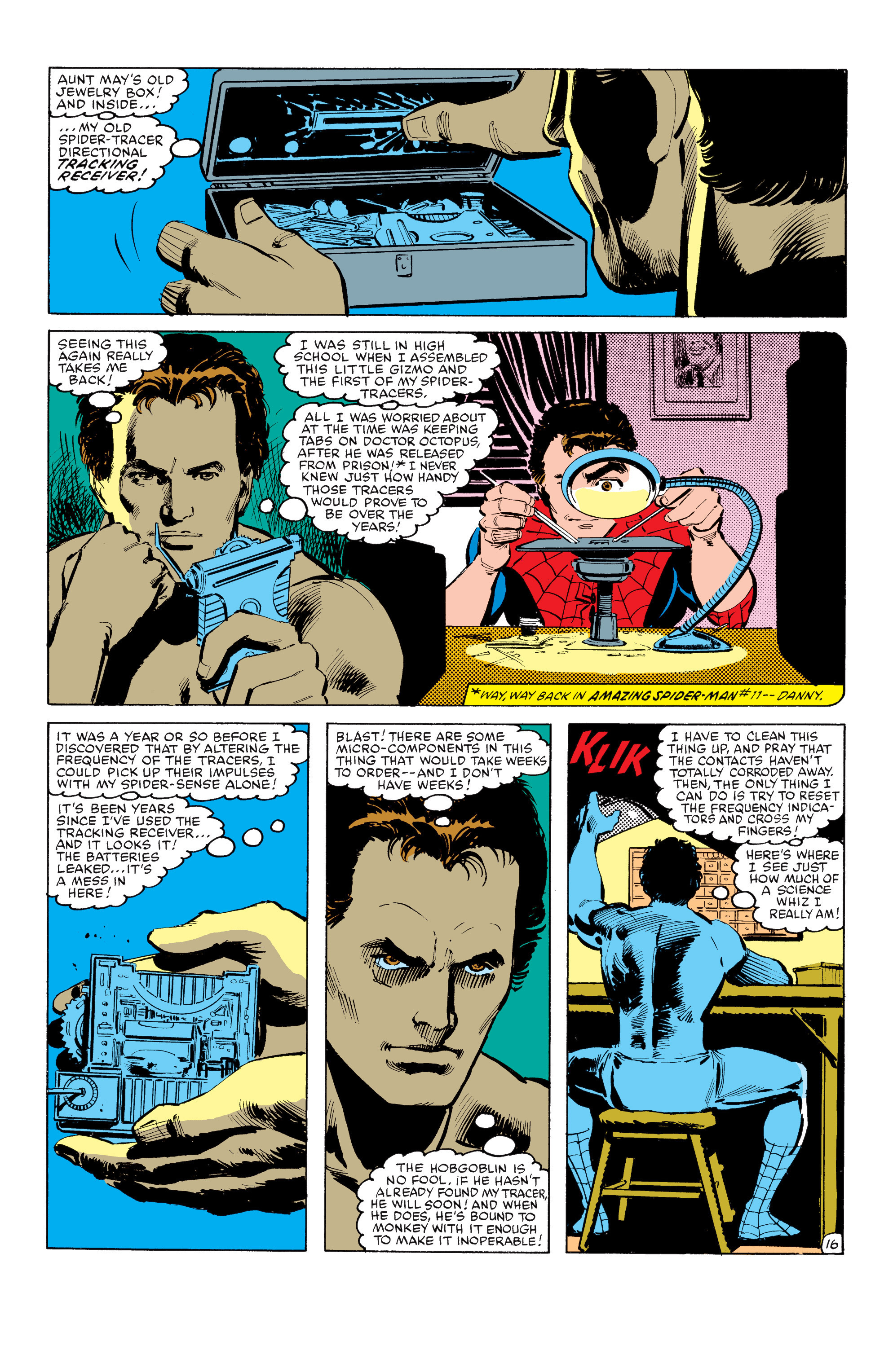 The Amazing Spider-Man (1963) 250 Page 16