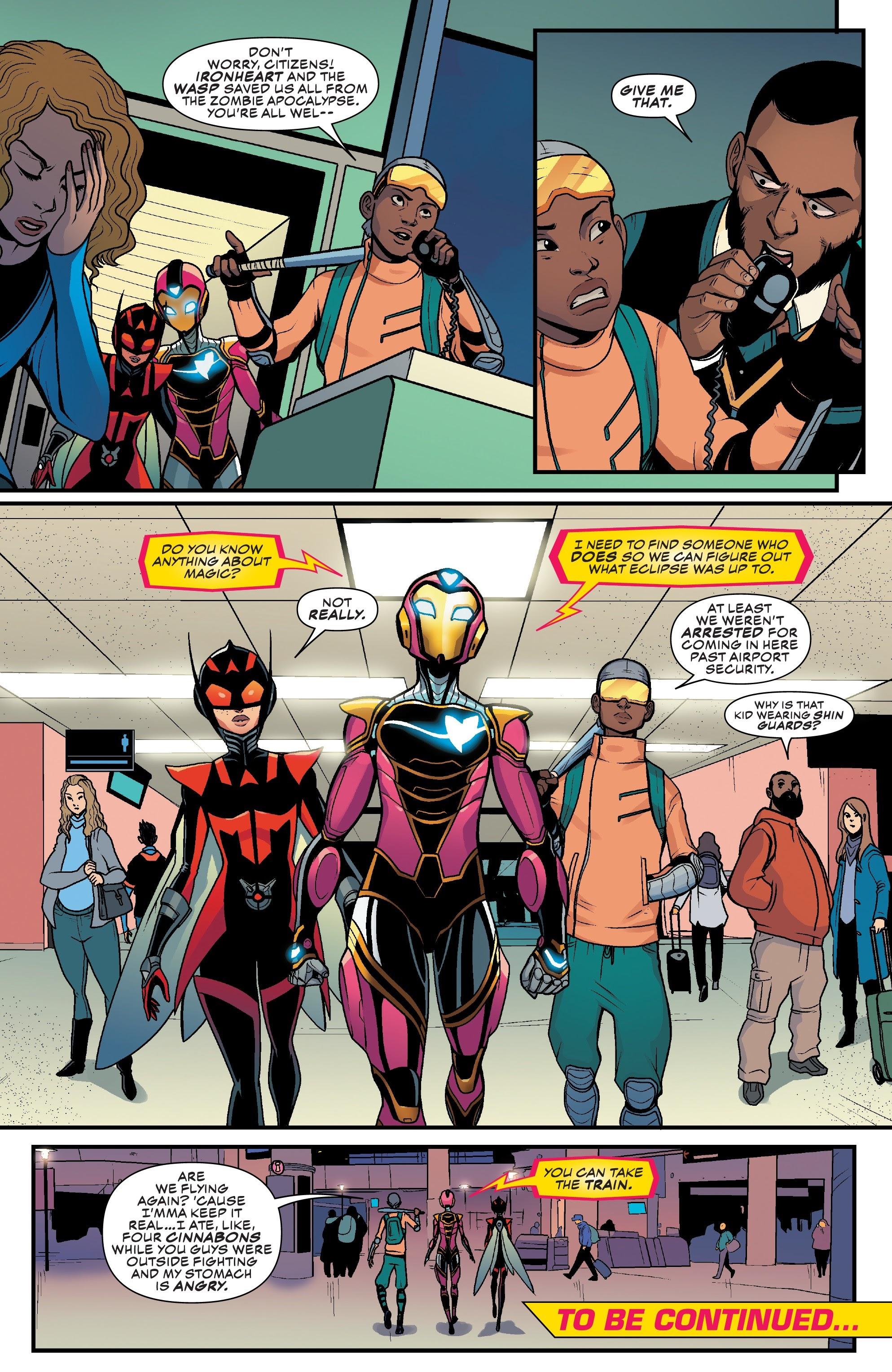 Ironheart 7 Page 20