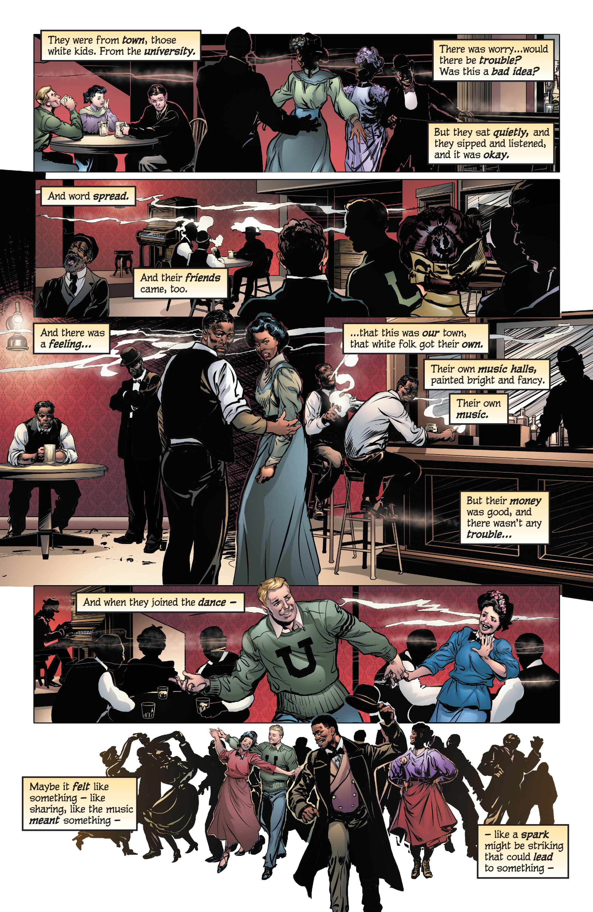 Read online Astro City comic -  Issue #37 - 14