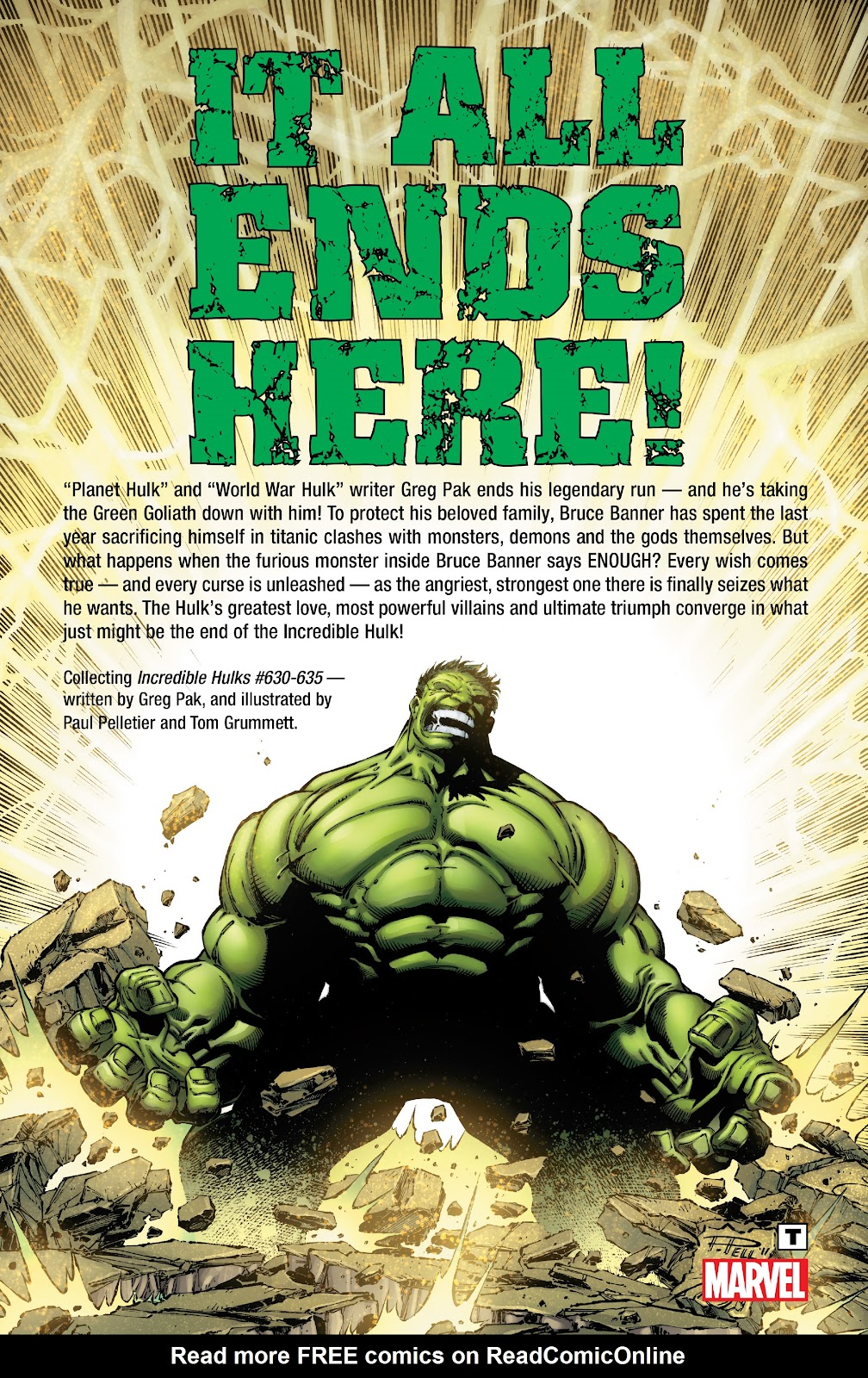 Read online Incredible Hulks (2010) comic -  Issue # _TPB Heart of the Monster - 149