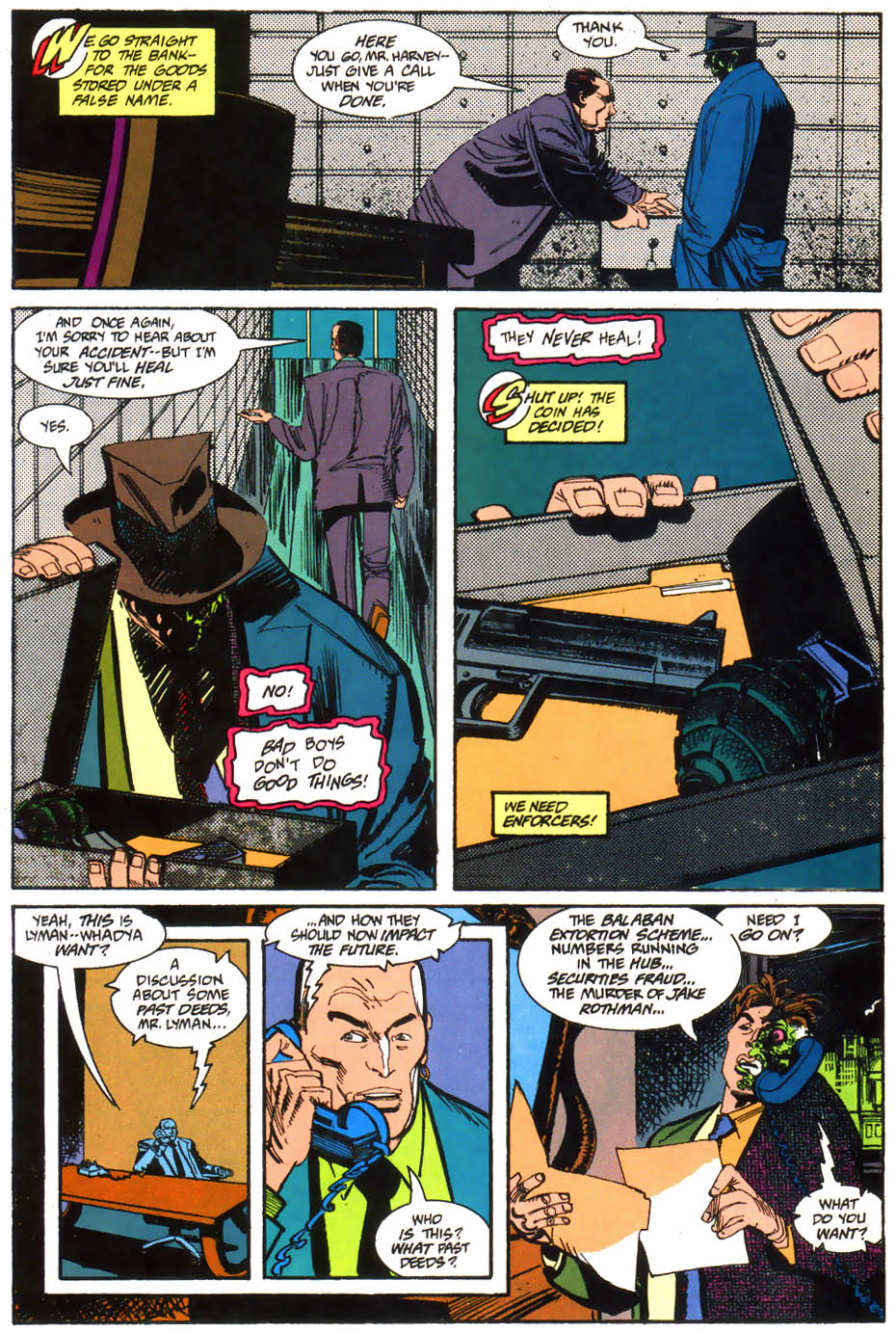 Read online Showcase '93 comic -  Issue #7 - 8