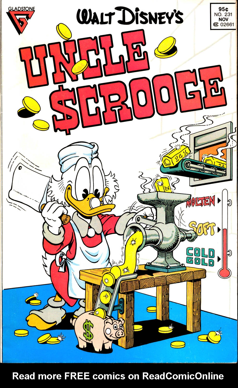 Read online Uncle Scrooge (1953) comic -  Issue #231 - 2