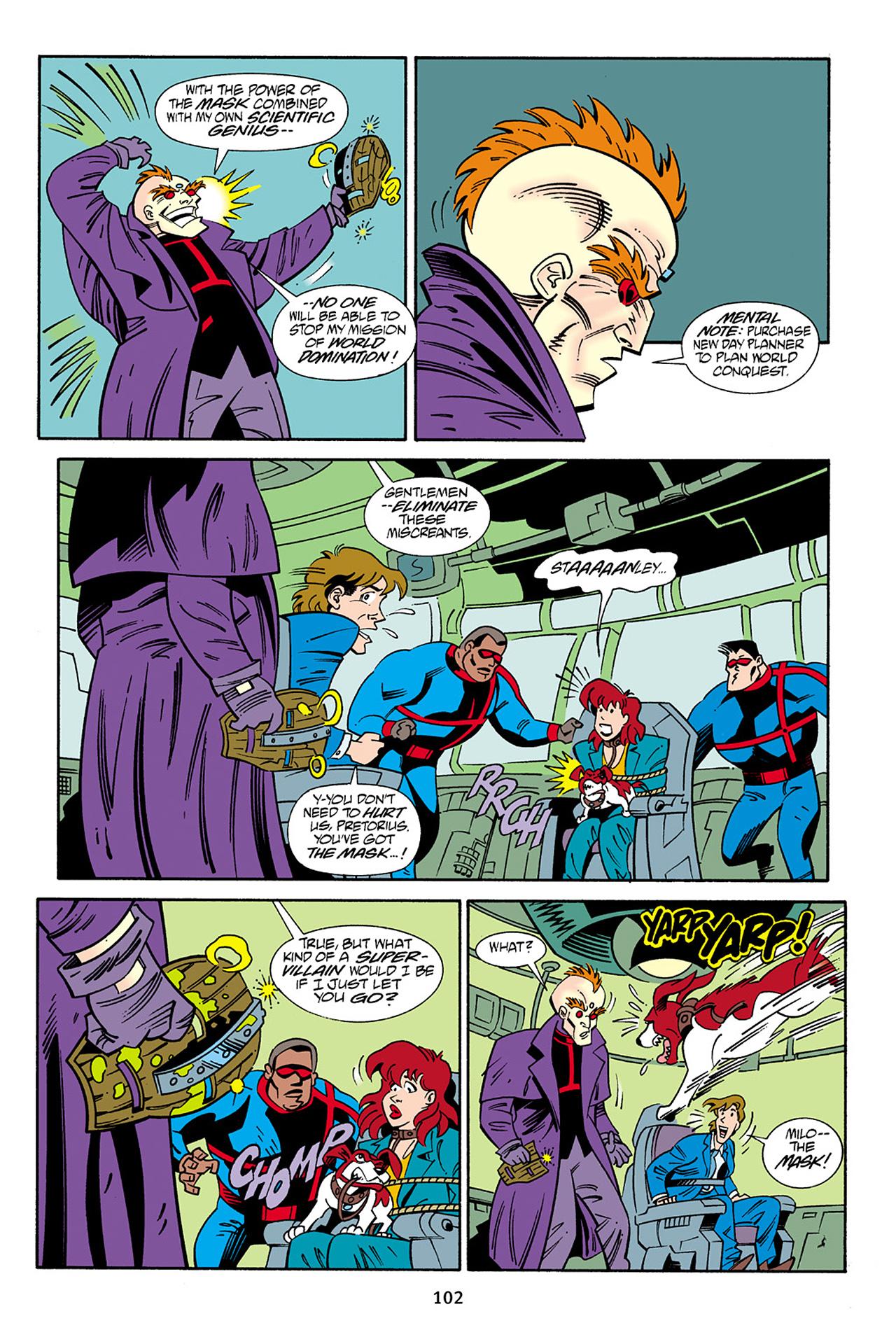 Read online Adventures Of The Mask Omnibus comic -  Issue #Adventures Of The Mask Omnibus Full - 102