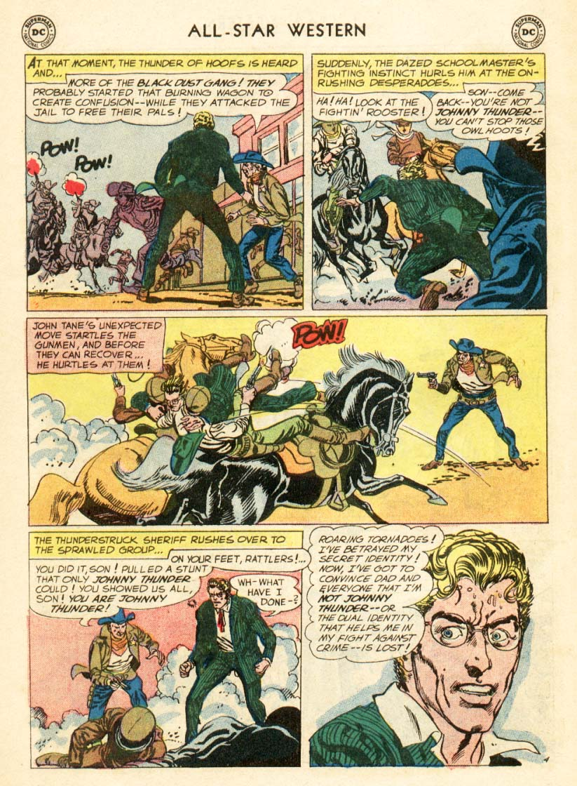 Read online All-Star Western (1951) comic -  Issue #97 - 26