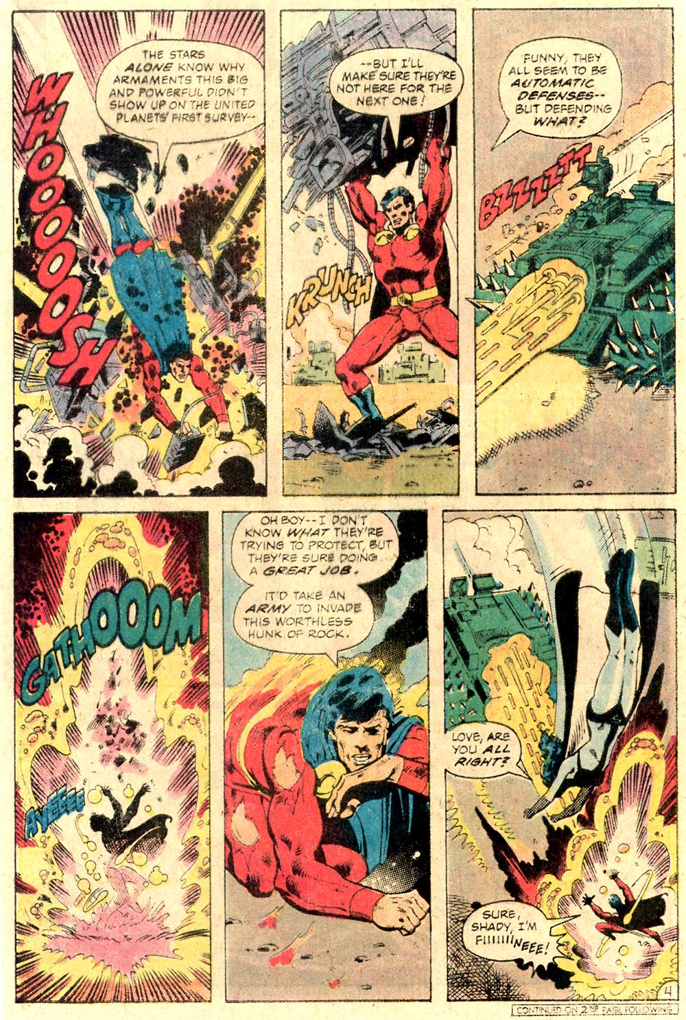 Legion of Super-Heroes (1980) 287 Page 22