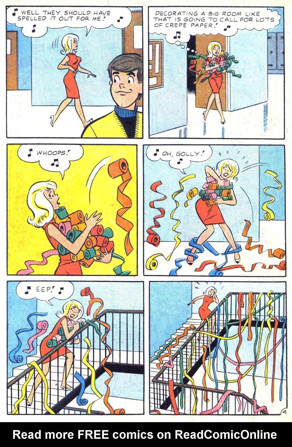 Read online She's Josie comic -  Issue #17 - 6