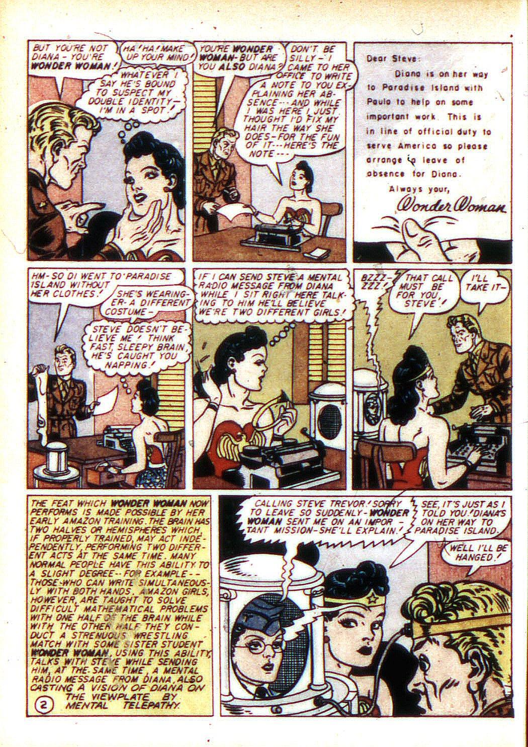 Read online Sensation (Mystery) Comics comic -  Issue #24 - 4