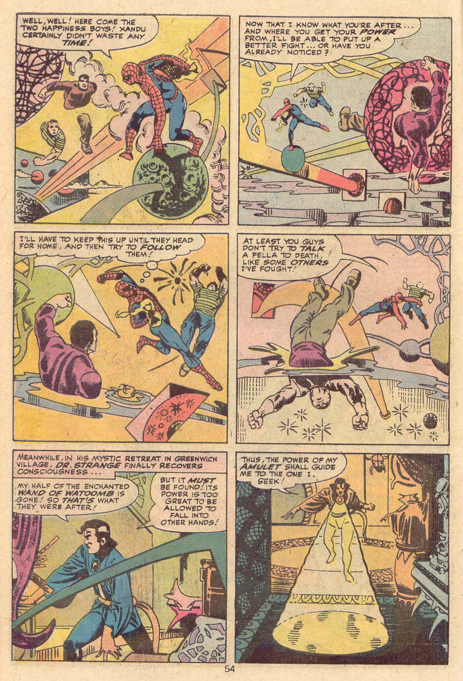 Giant-Size Spider-Man (1974) issue 4 - Page 45