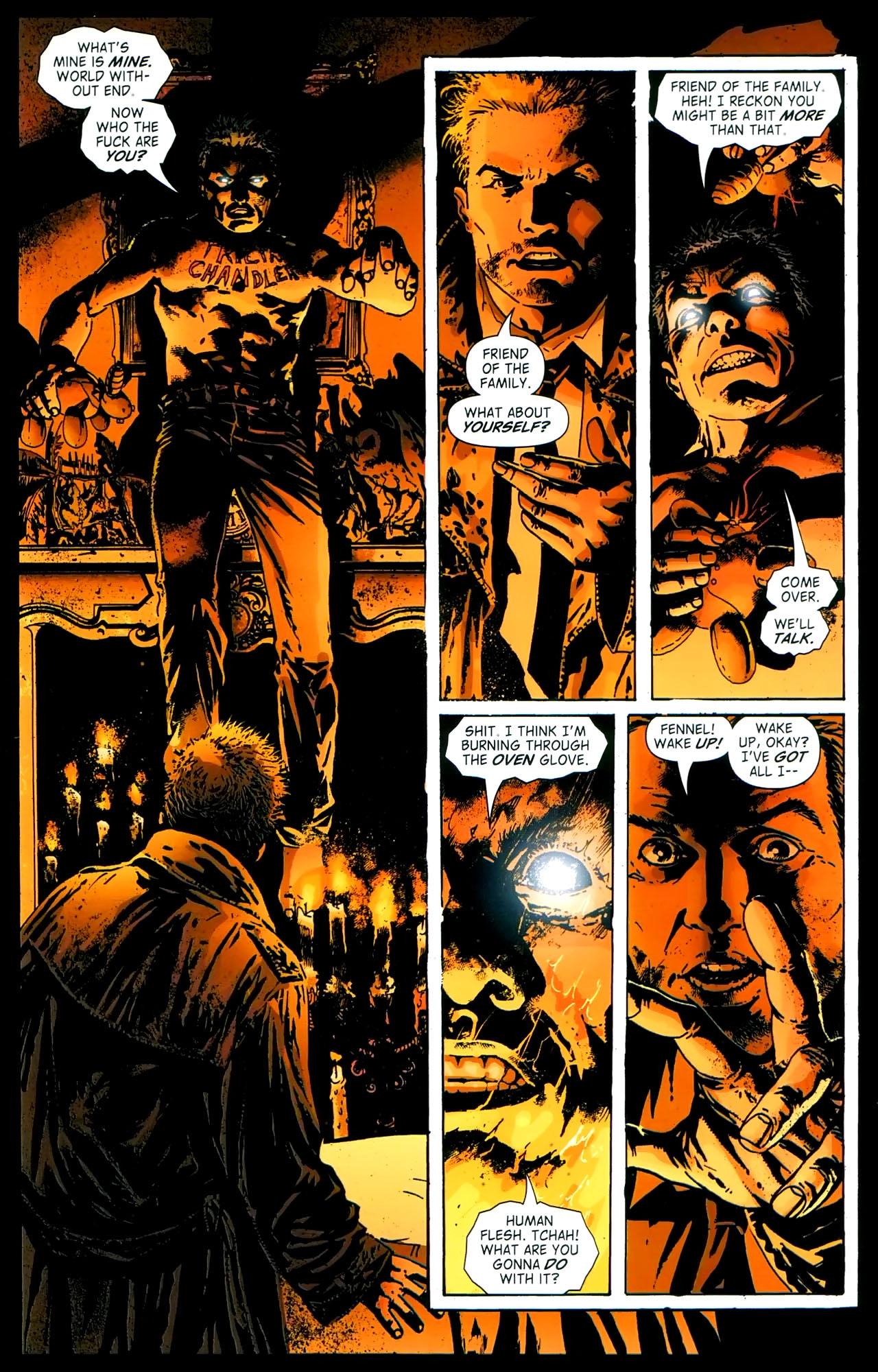 Read online John Constantine Hellblazer: All His Engines comic -  Issue # Full - 29