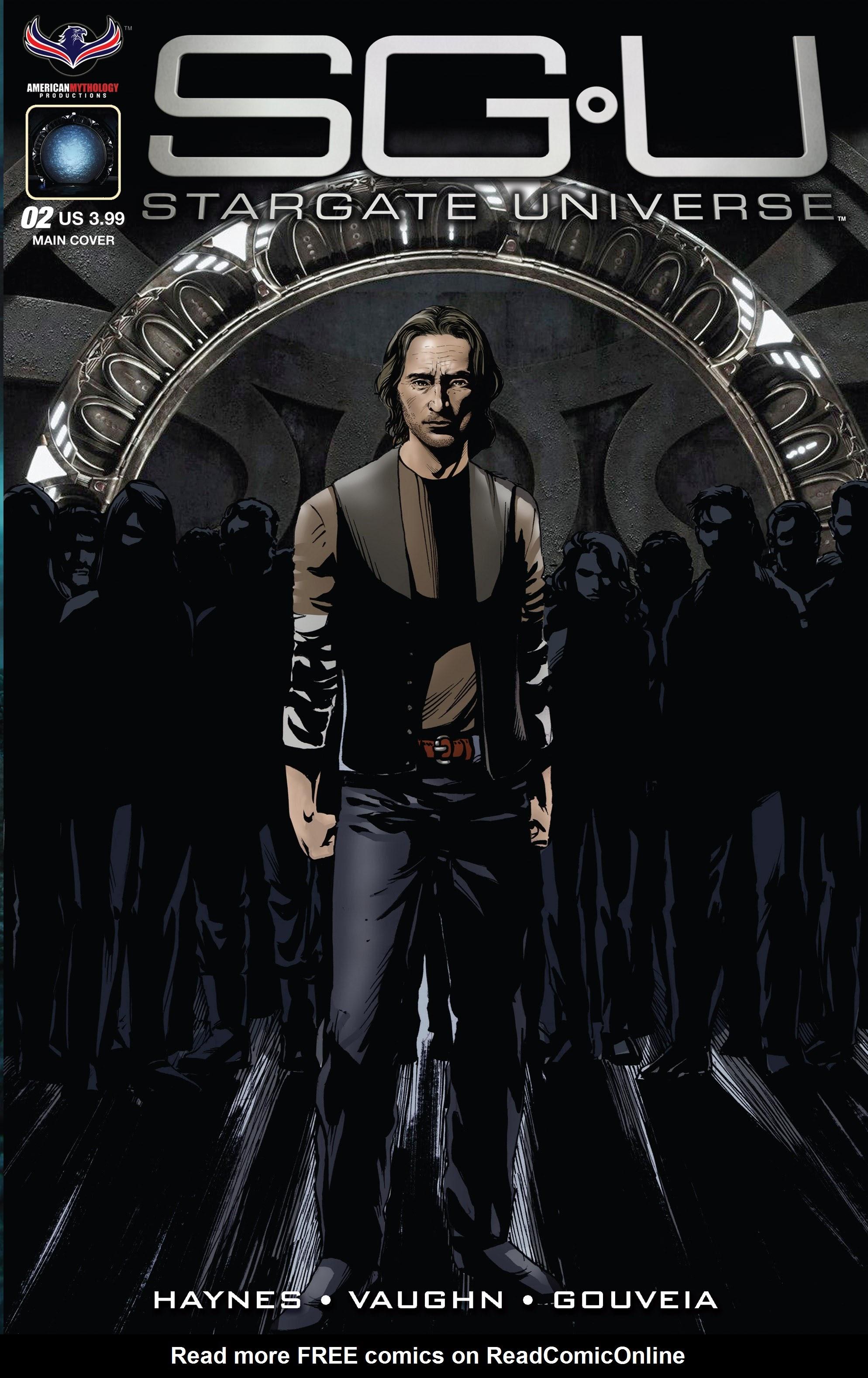 Stargate Universe 2 Page 1