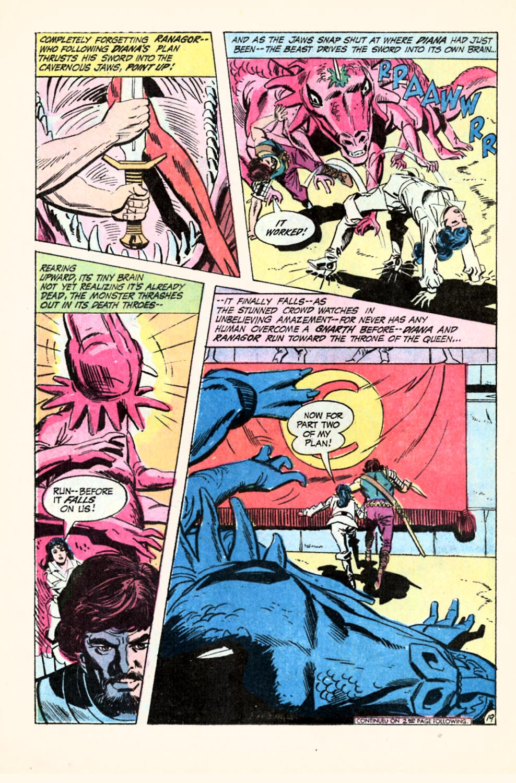 Read online Wonder Woman (1942) comic -  Issue #190 - 24
