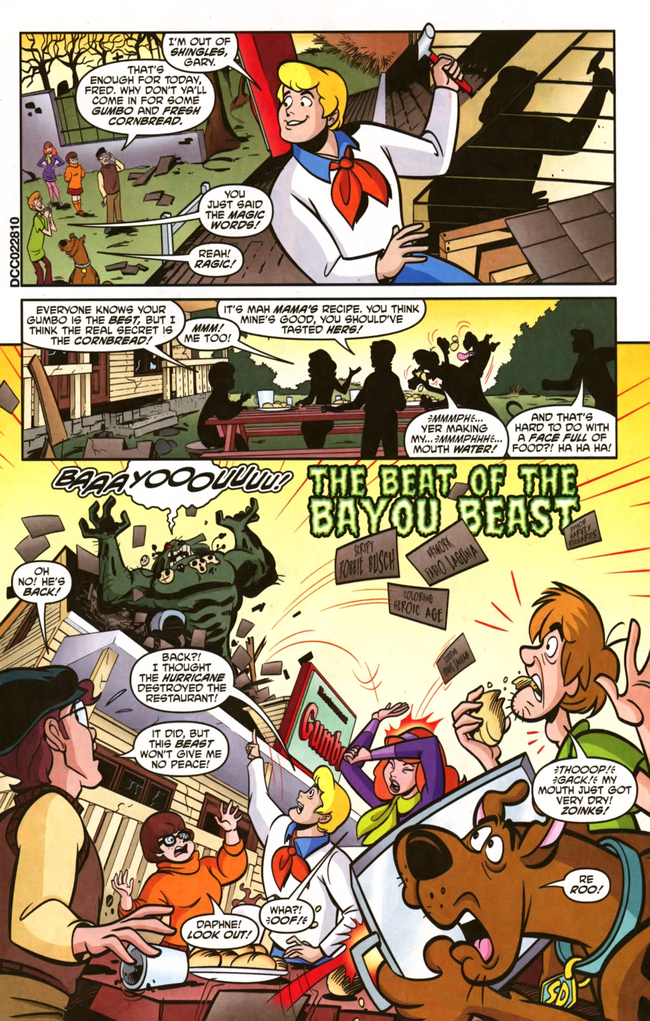 Read online Scooby-Doo (1997) comic -  Issue #157 - 15