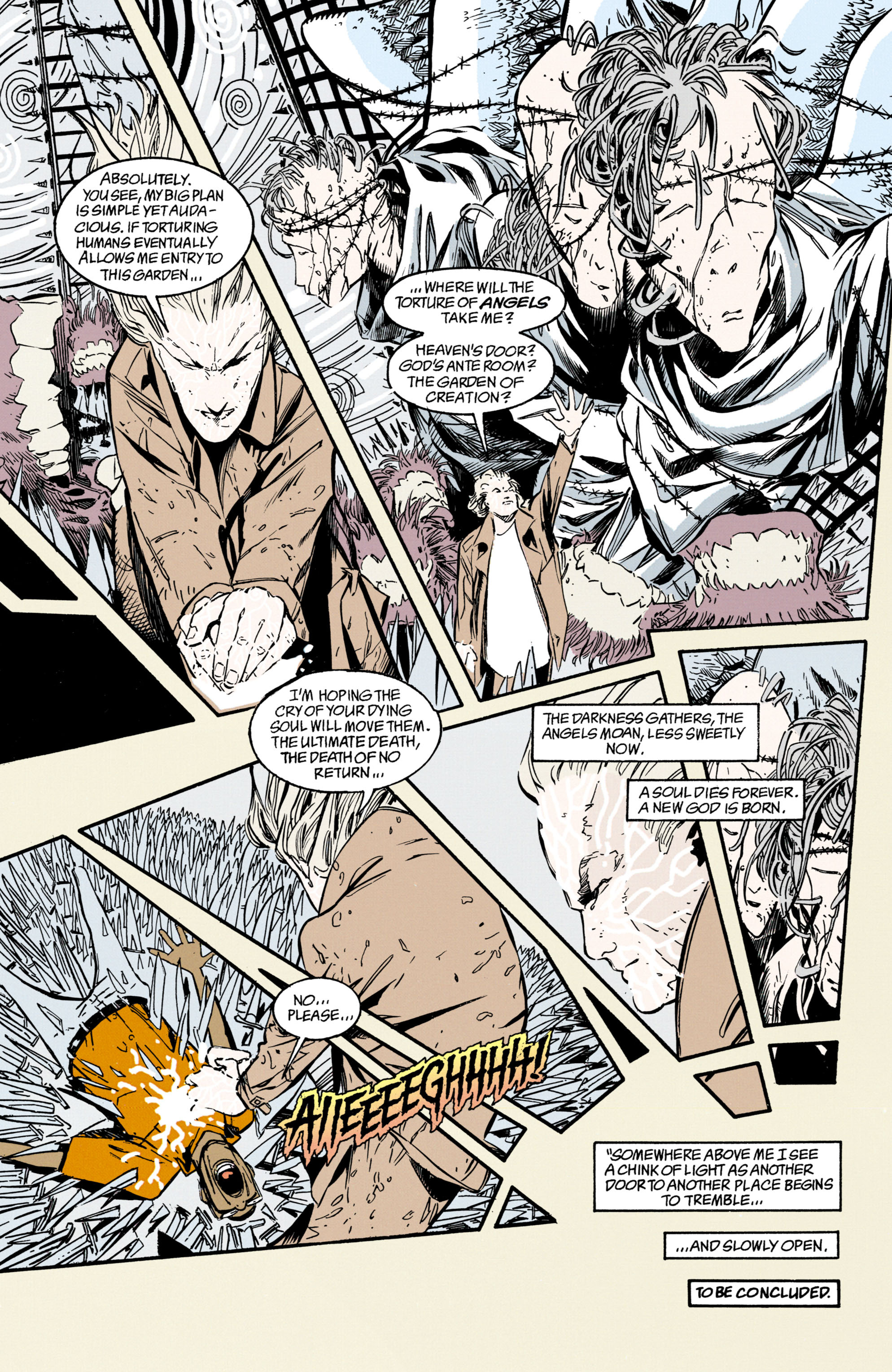 Read online Shade, the Changing Man comic -  Issue #34 - 24