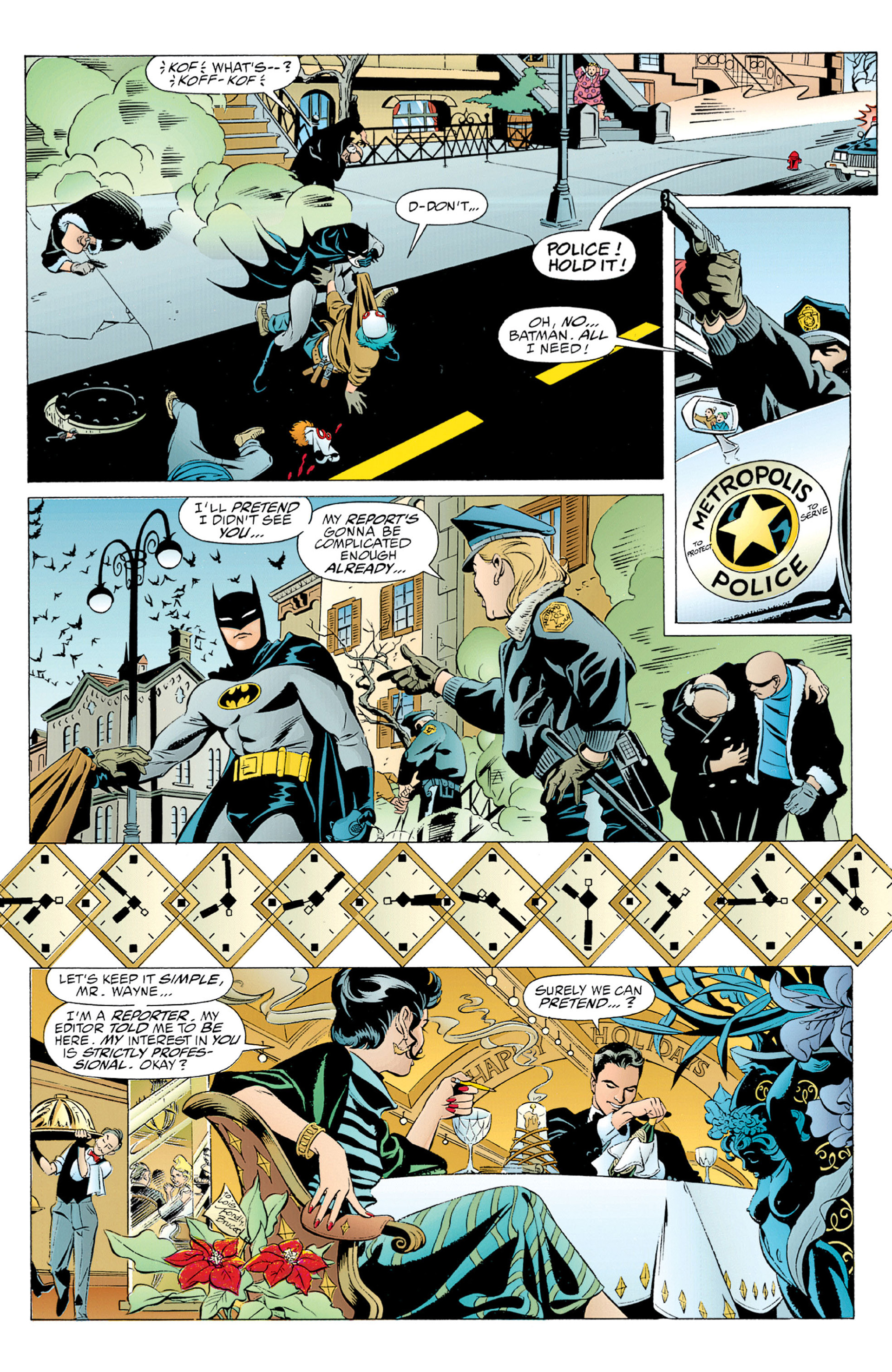 Read online World's Finest (1990) comic -  Issue #2 - 26