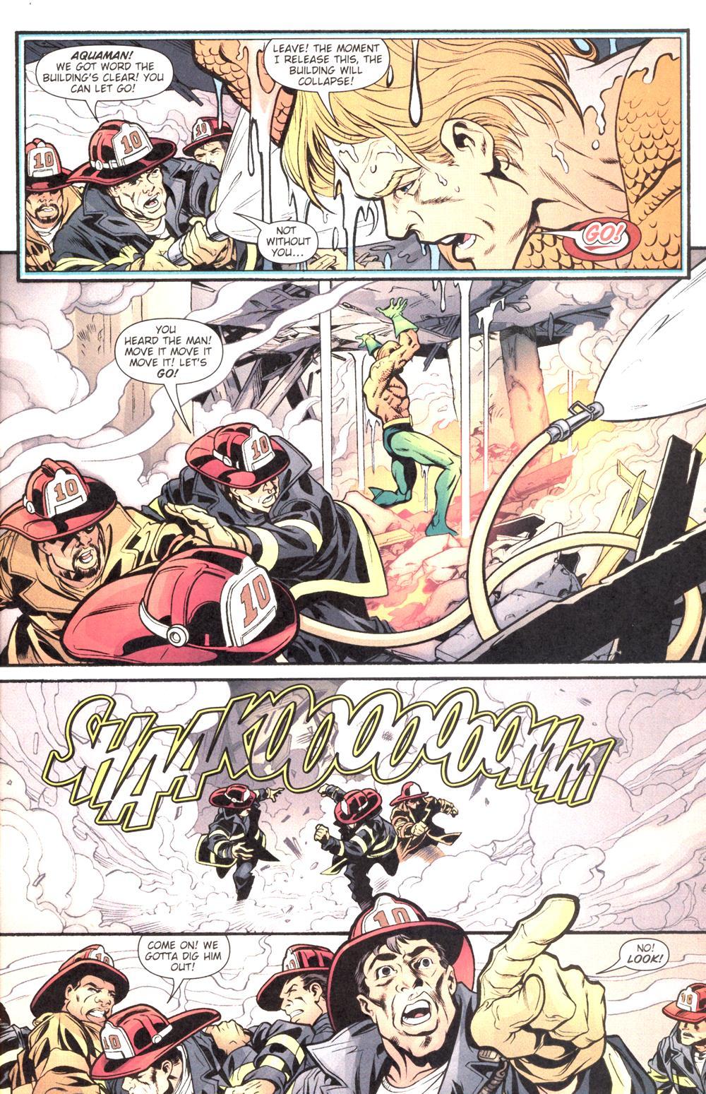 Read online Aquaman (2003) comic -  Issue #14 - 16