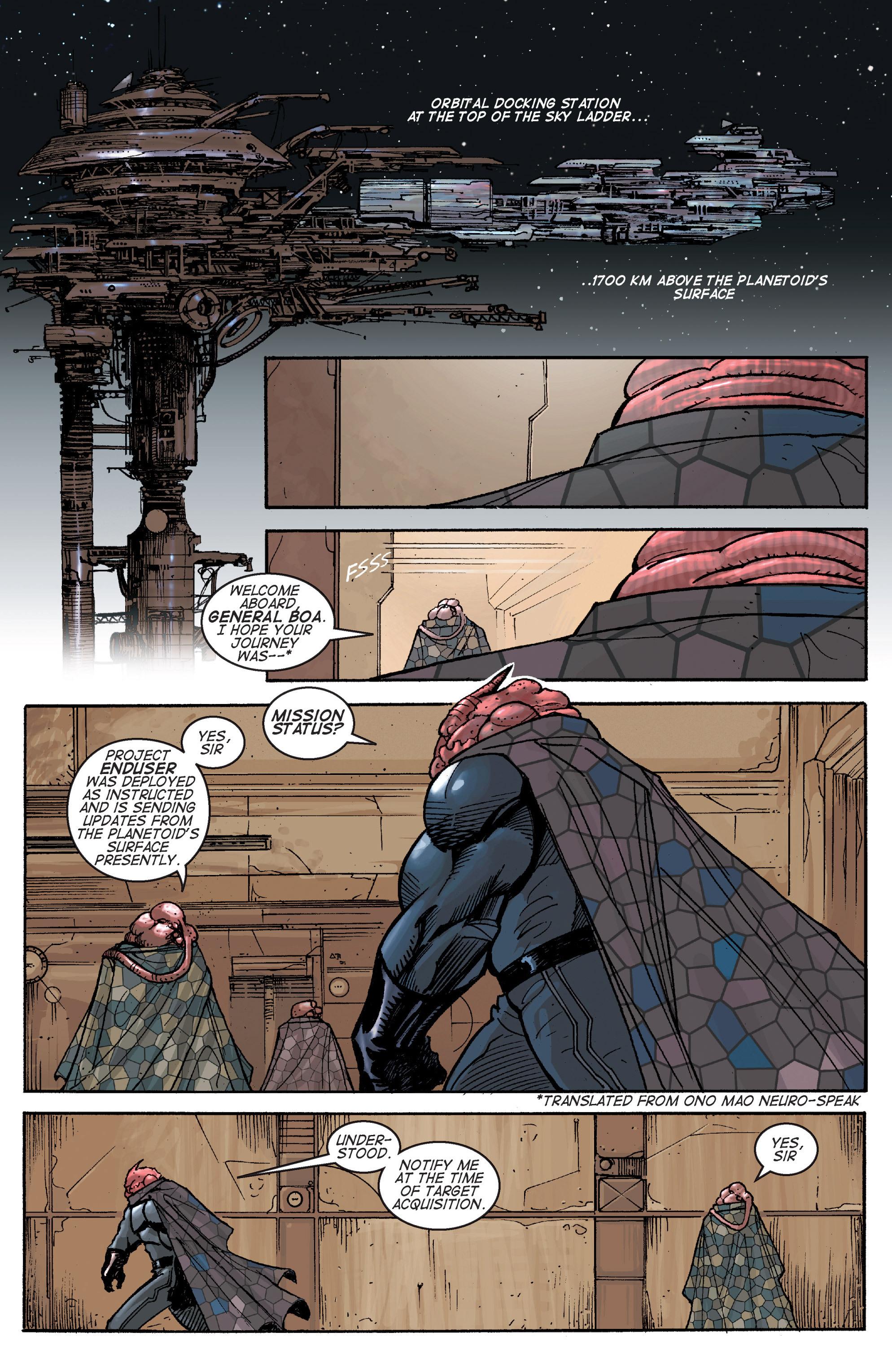 Read online Planetoid comic -  Issue # TPB - 107