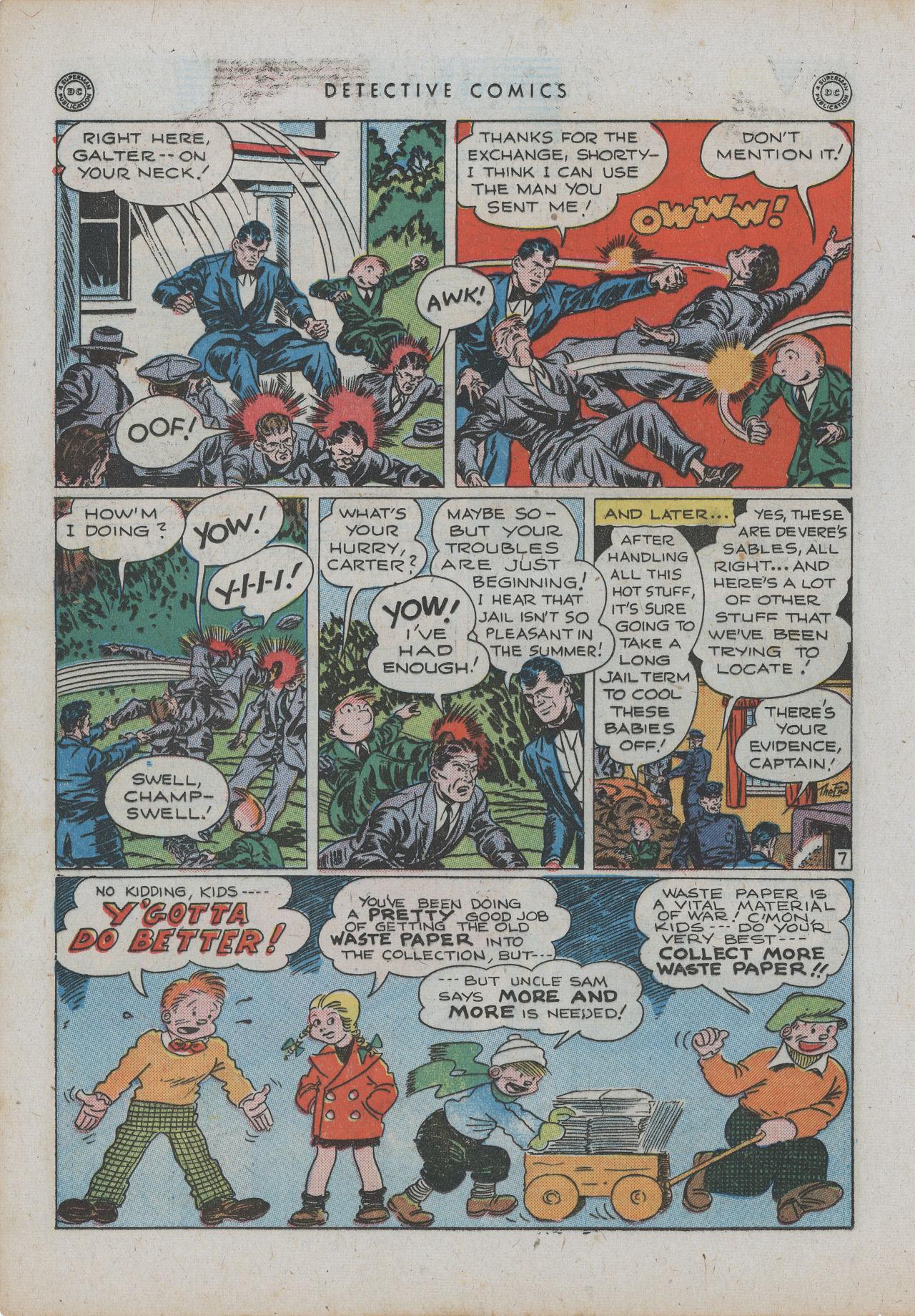 Read online Detective Comics (1937) comic -  Issue #99 - 23