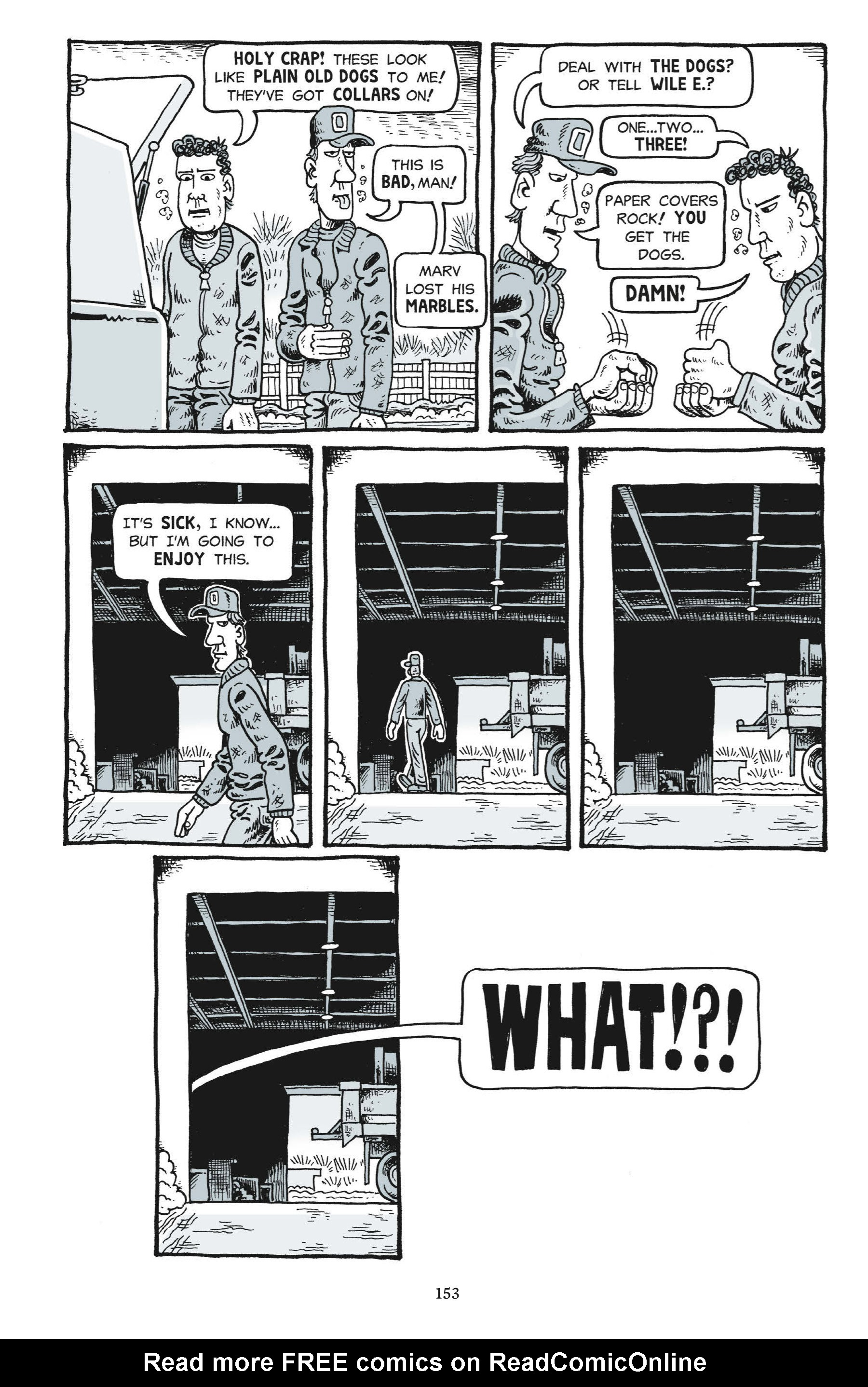 Read online Trashed comic -  Issue # Full - 147