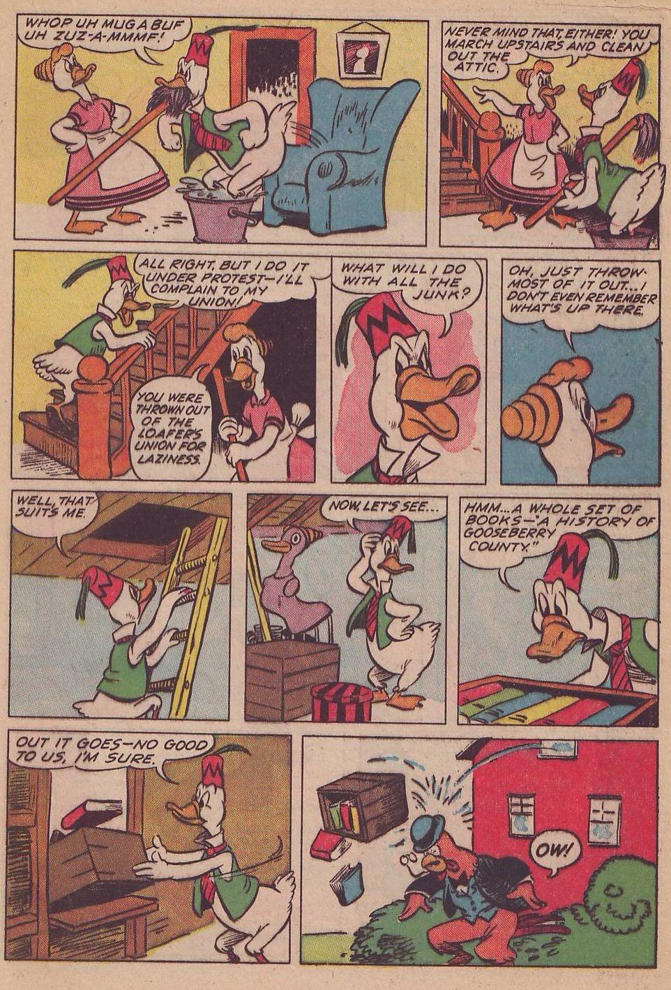 Read online Animal Comics comic -  Issue #17 - 25