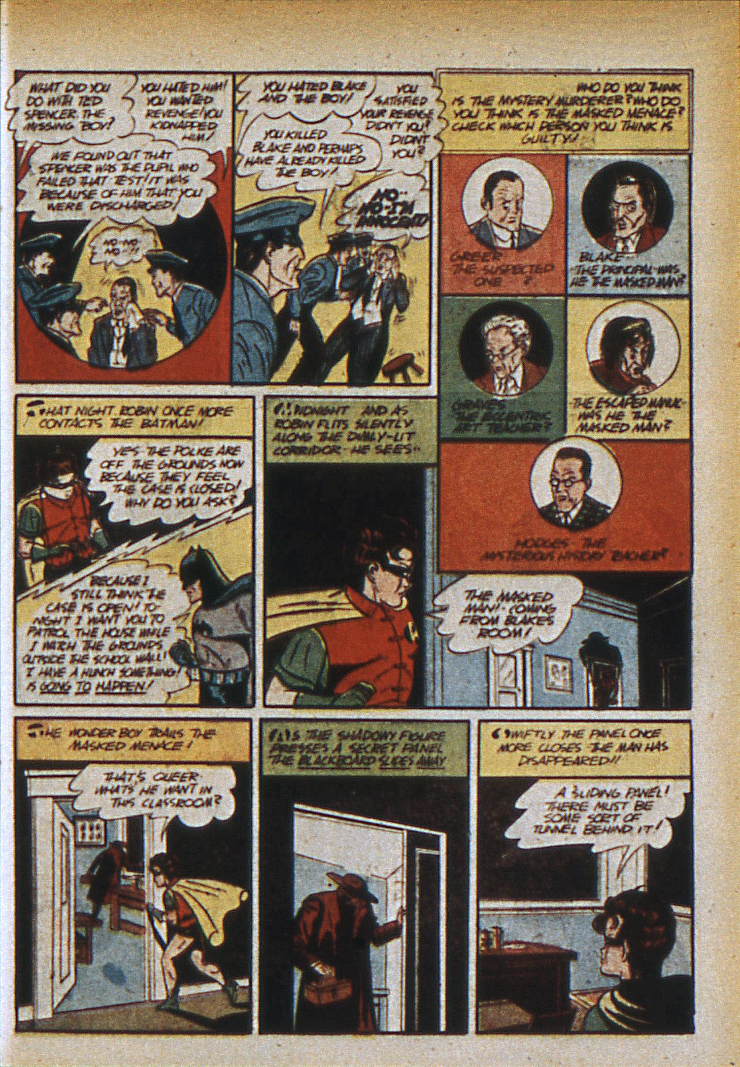 Detective Comics (1937) 41 Page 11