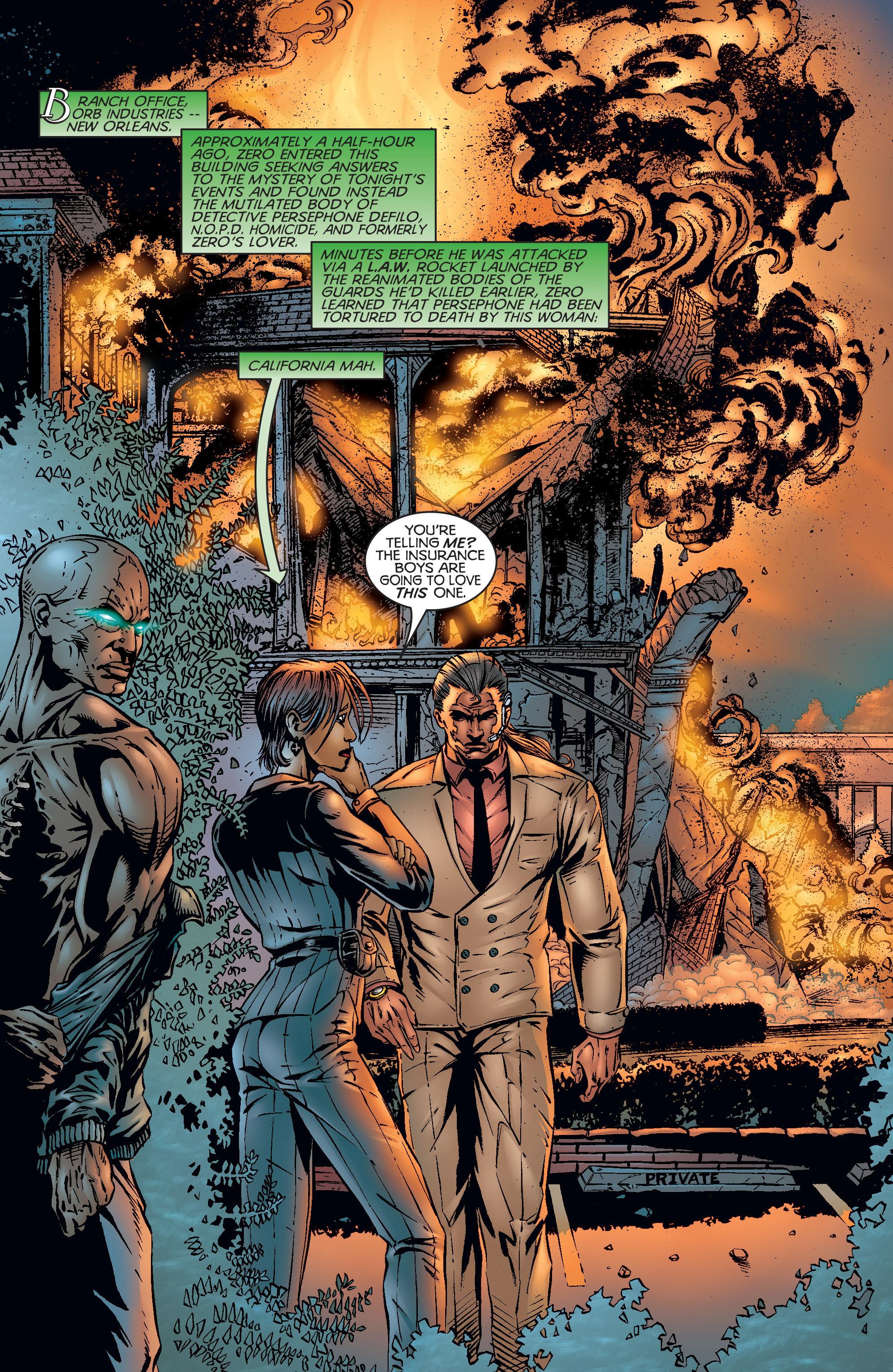 Read online Shadowman (1997) comic -  Issue #17 - 3