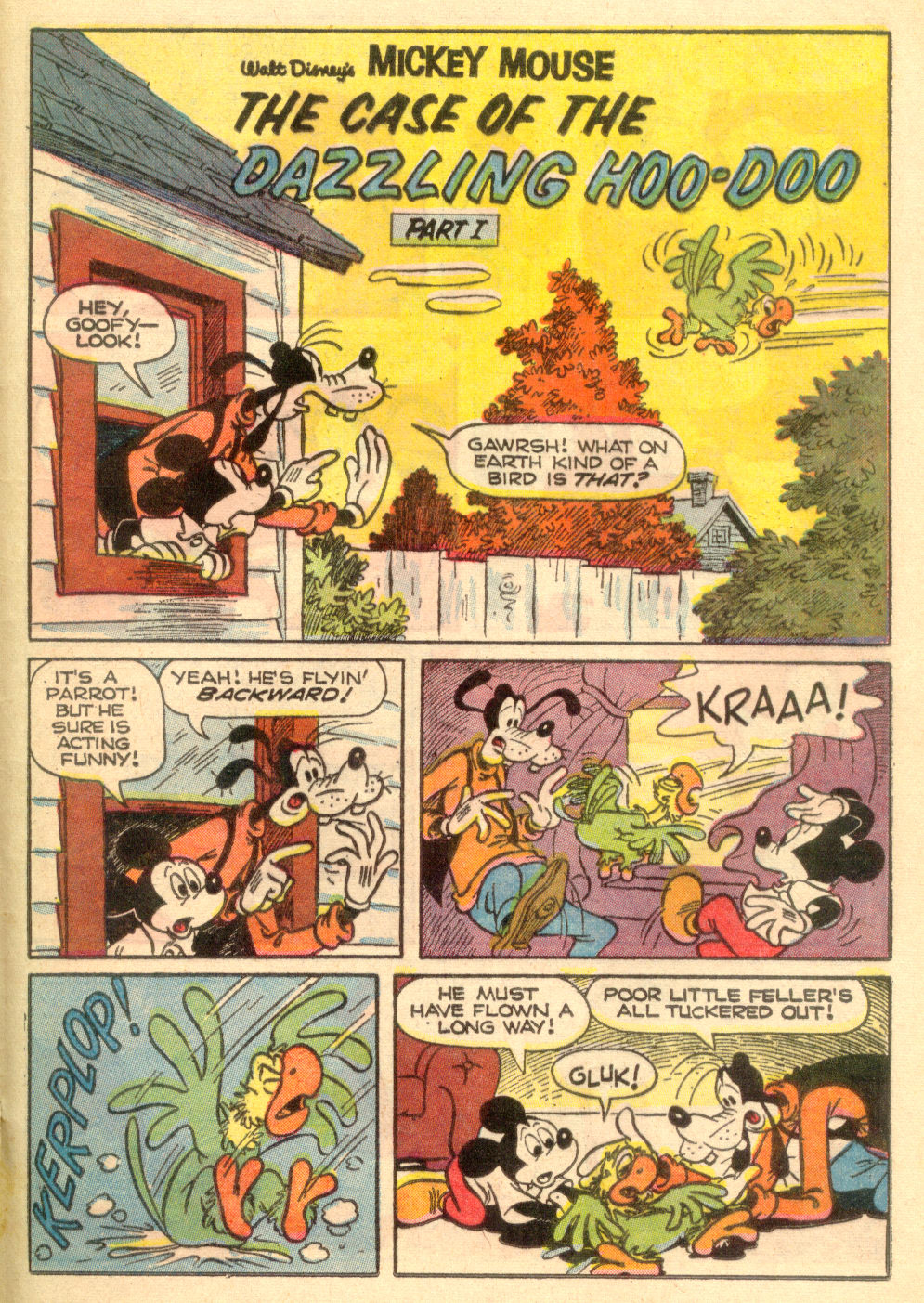 Walt Disney's Comics and Stories issue 330 - Page 25