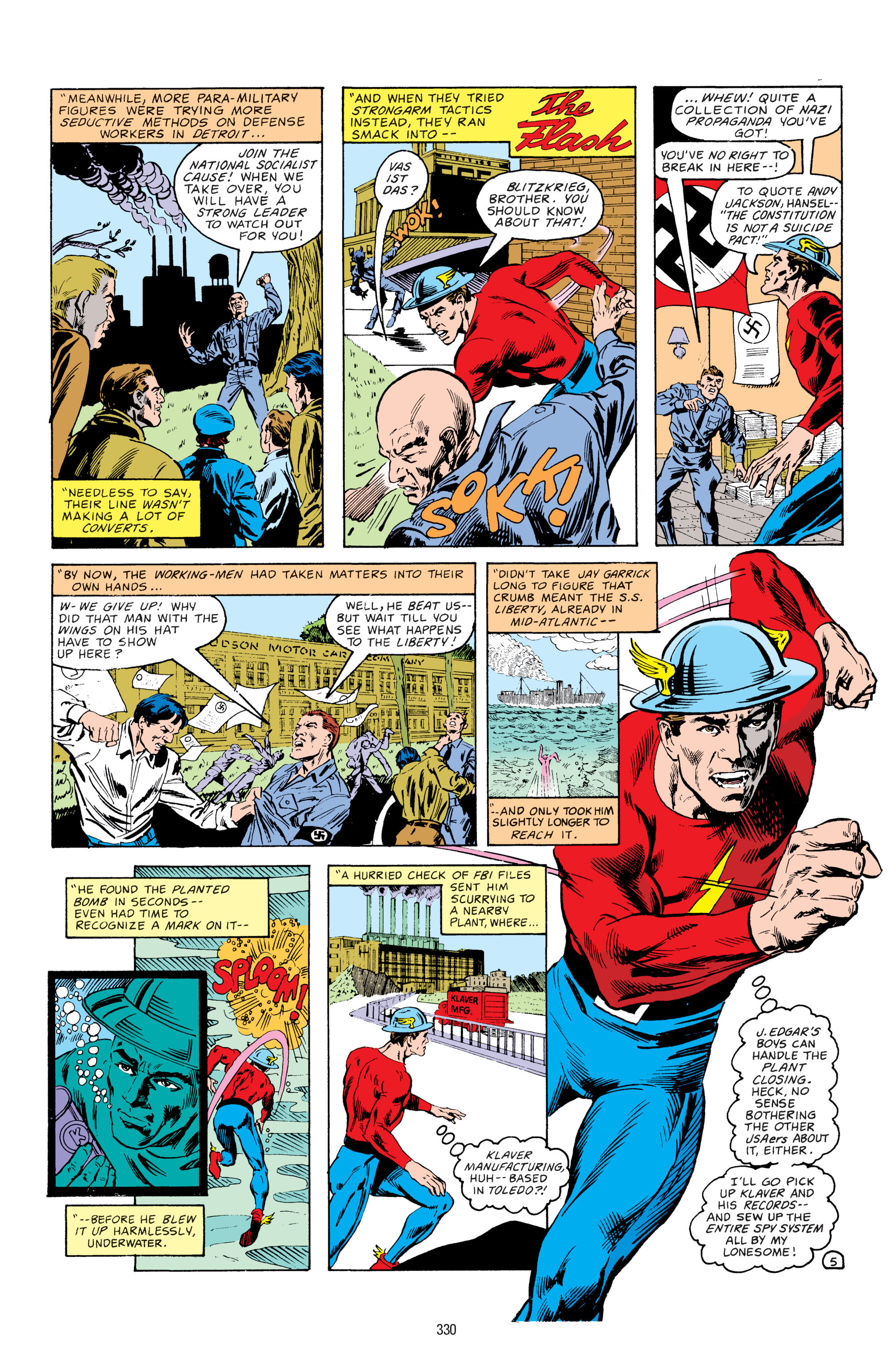 Read online All-Star Squadron comic -  Issue #67 - 6