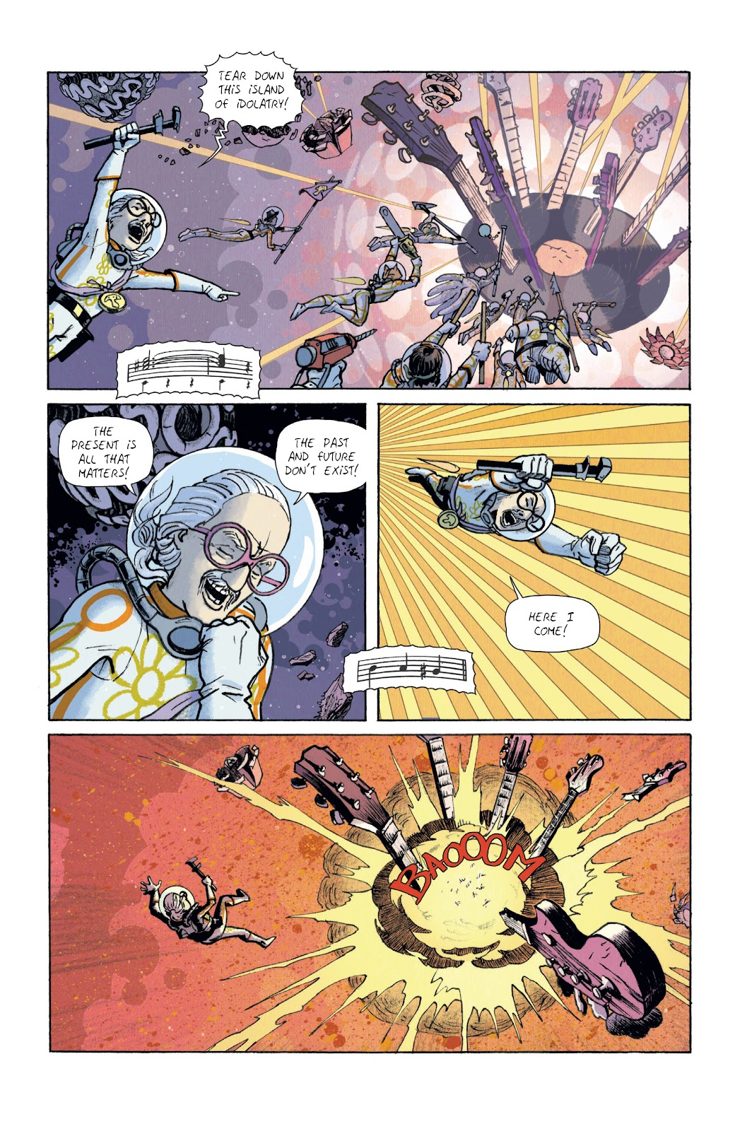 Read online Infinity 8 comic -  Issue #12 - 12