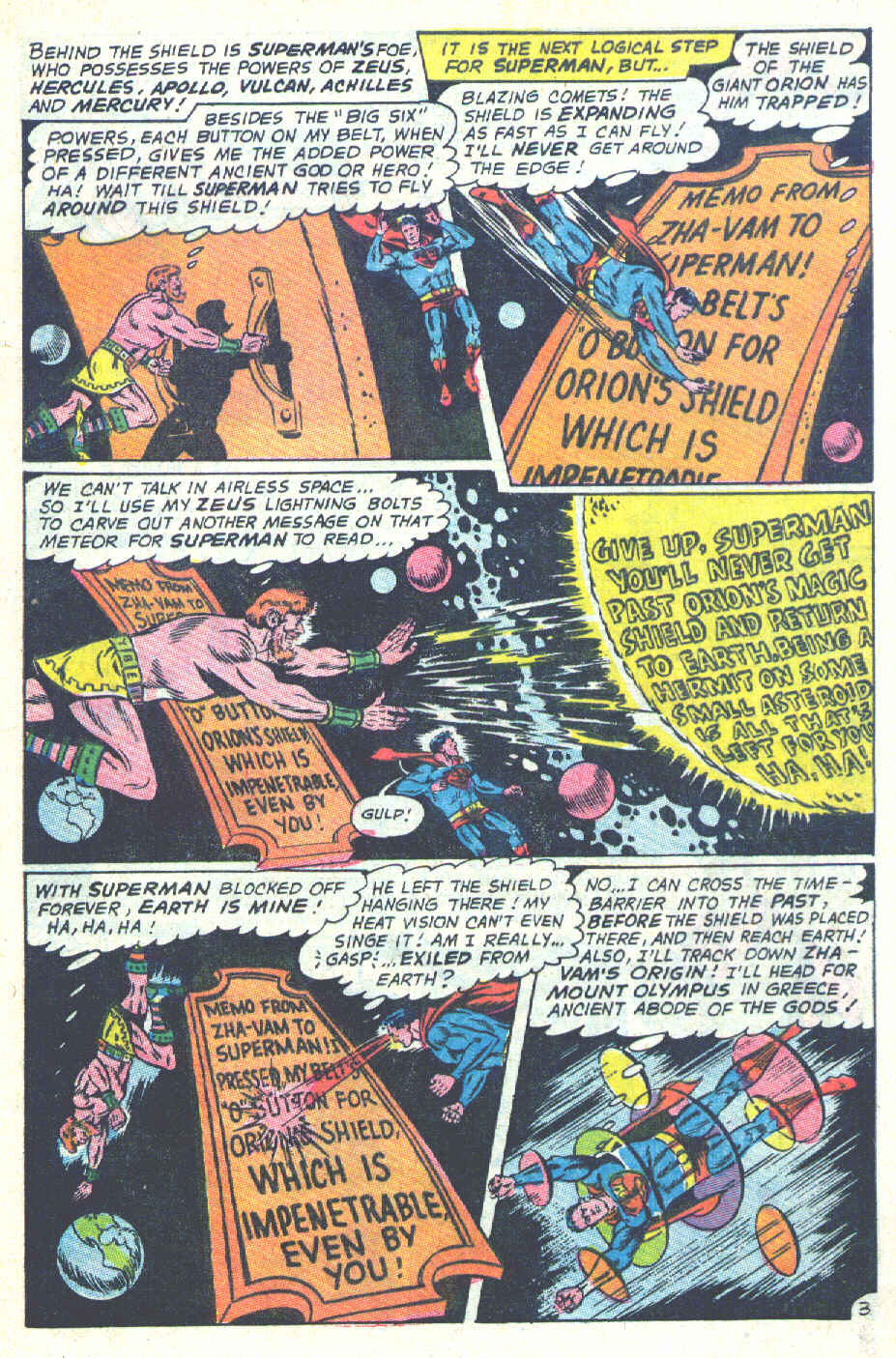 Read online Action Comics (1938) comic -  Issue #353 - 5