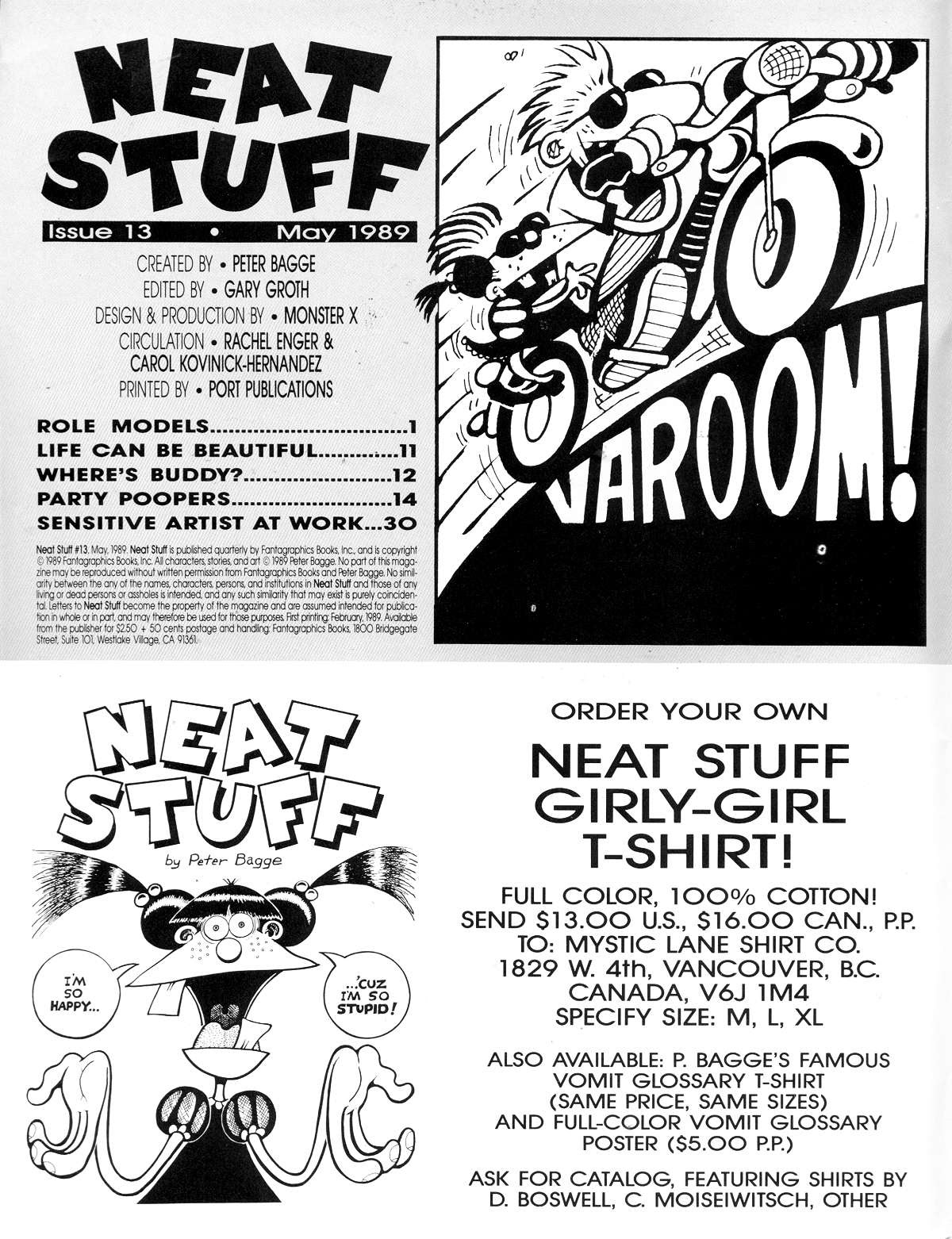 Read online Neat Stuff comic -  Issue #13 - 2