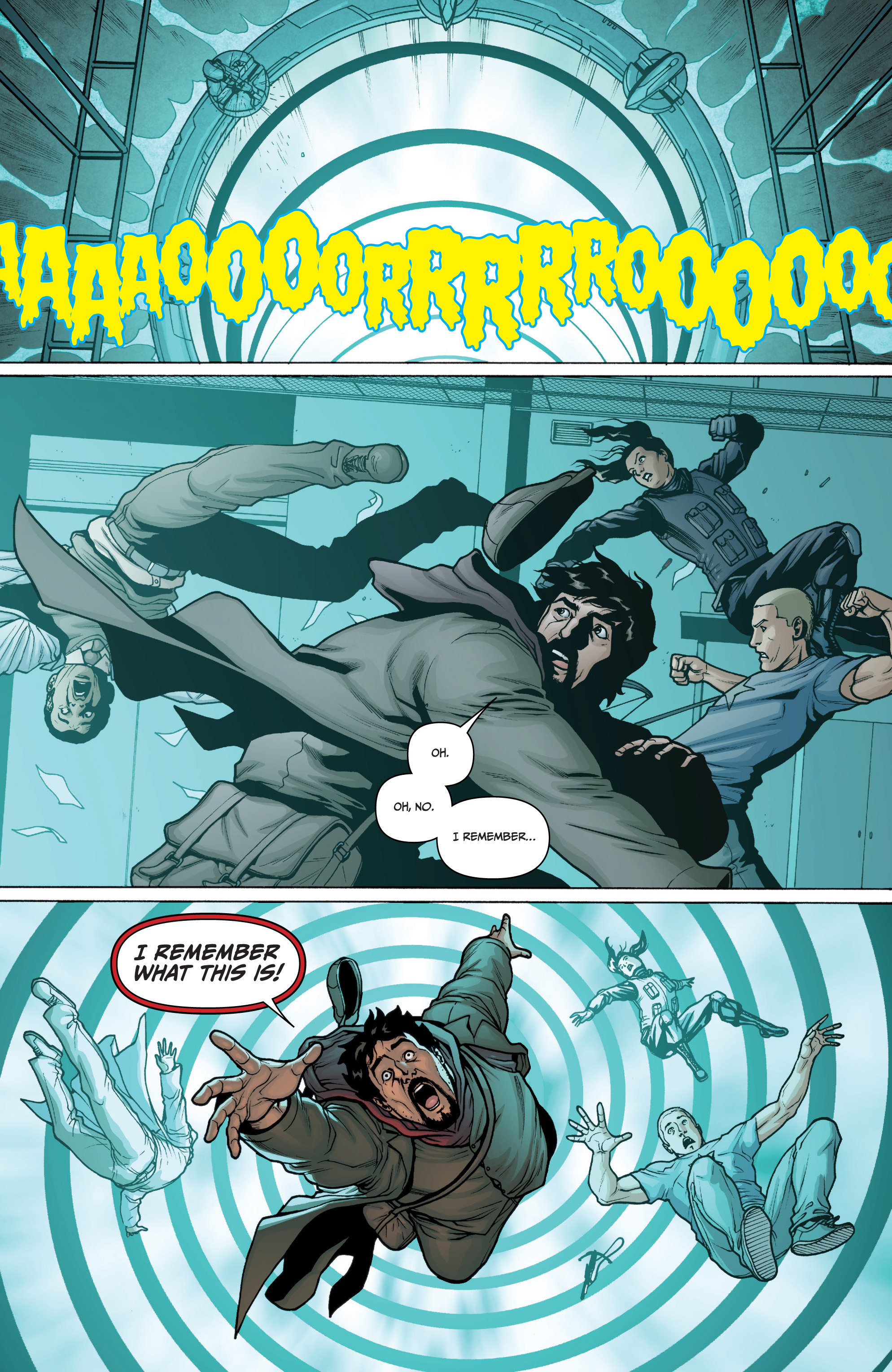 Read online Archer and Armstrong comic -  Issue #Archer and Armstrong _TPB 3 - 48